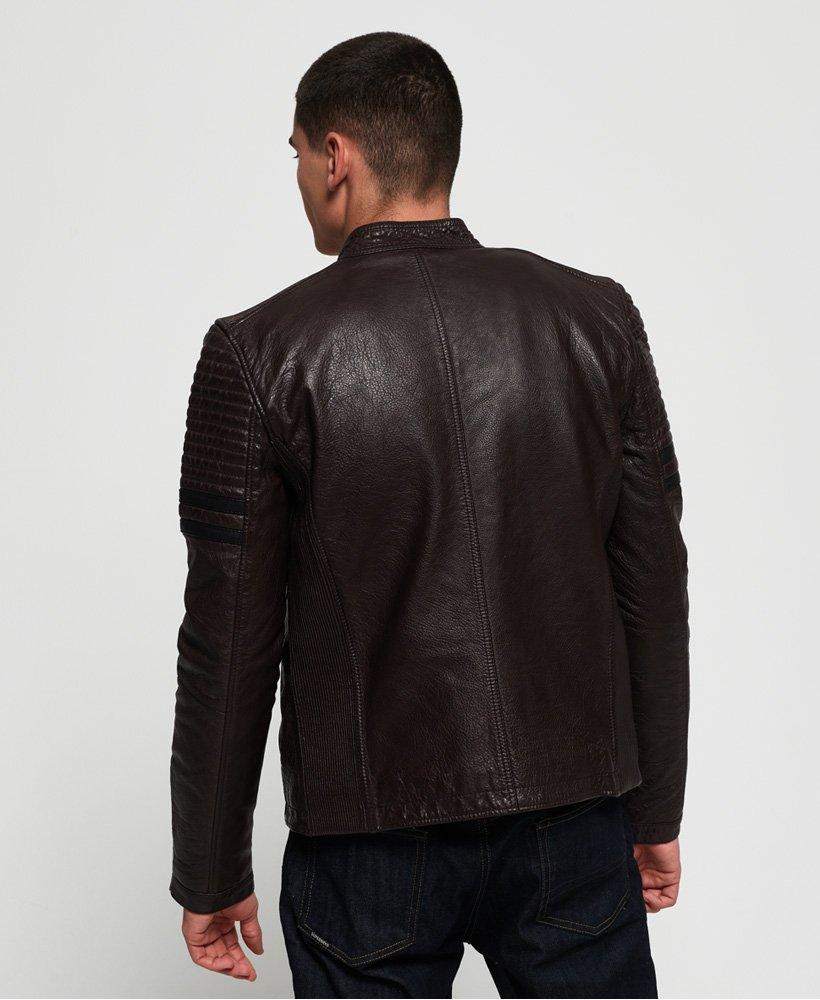 retail prices large discount official site Sd Endurance Indy Circuit Leather Jacket