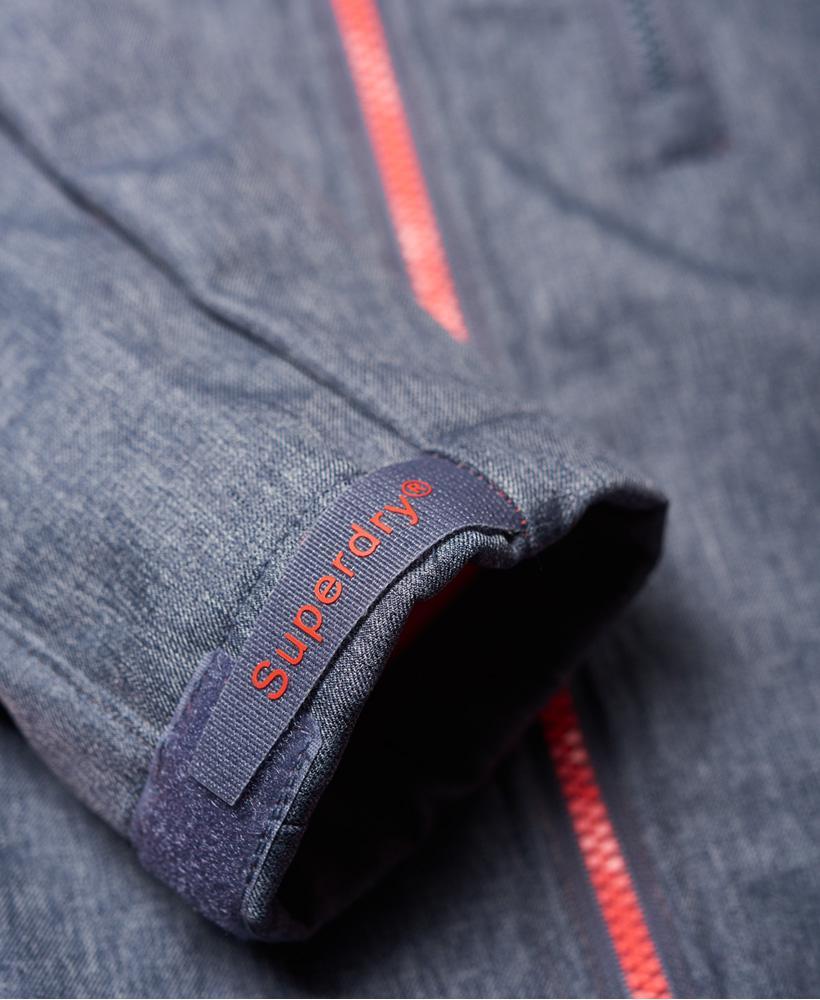 Superdry Hooded Sd- Windtrekker Jacket in Blue for Men