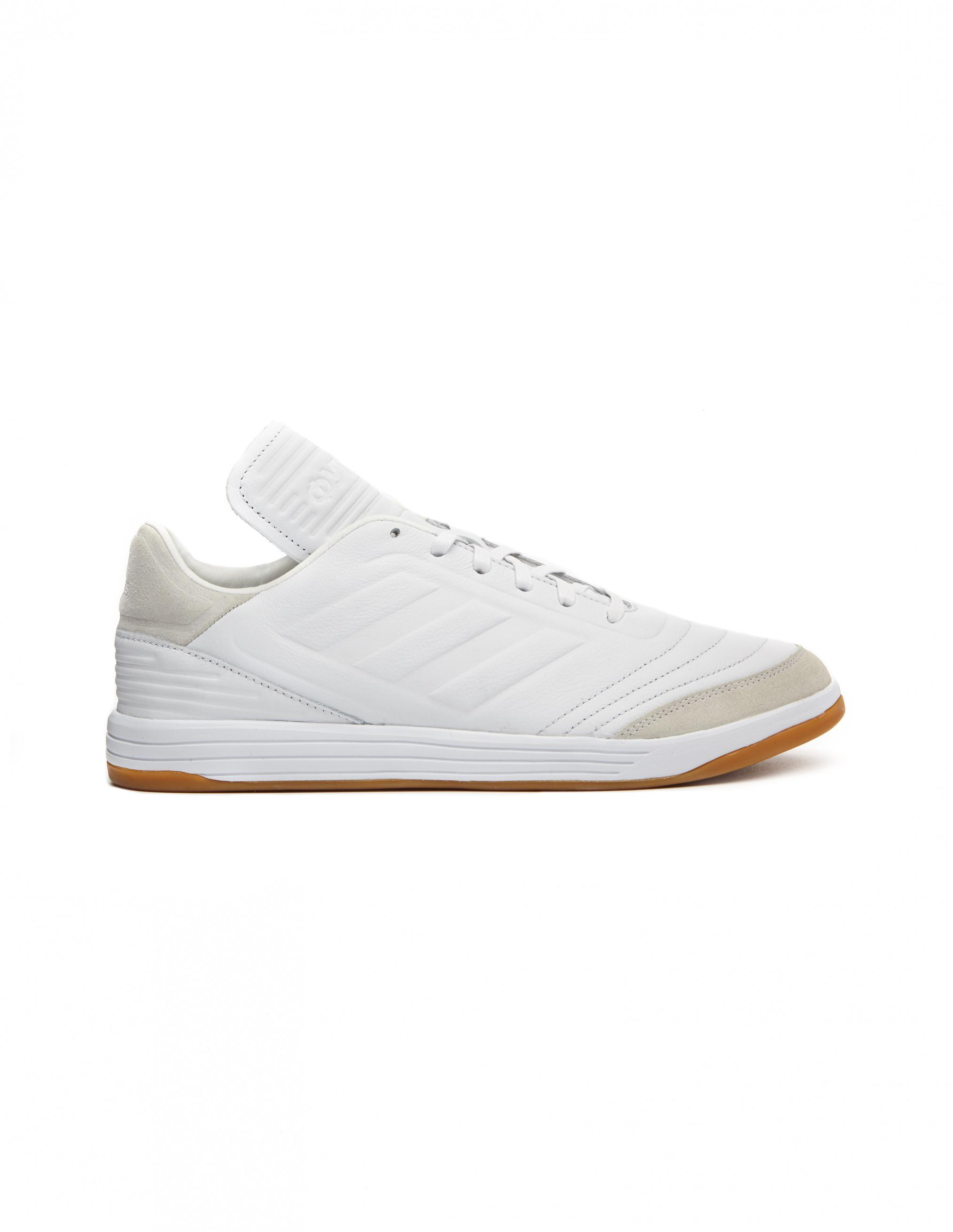 timeless design f9192 31c93 Men's White Adidas Football Copa Sneaker Sneakers