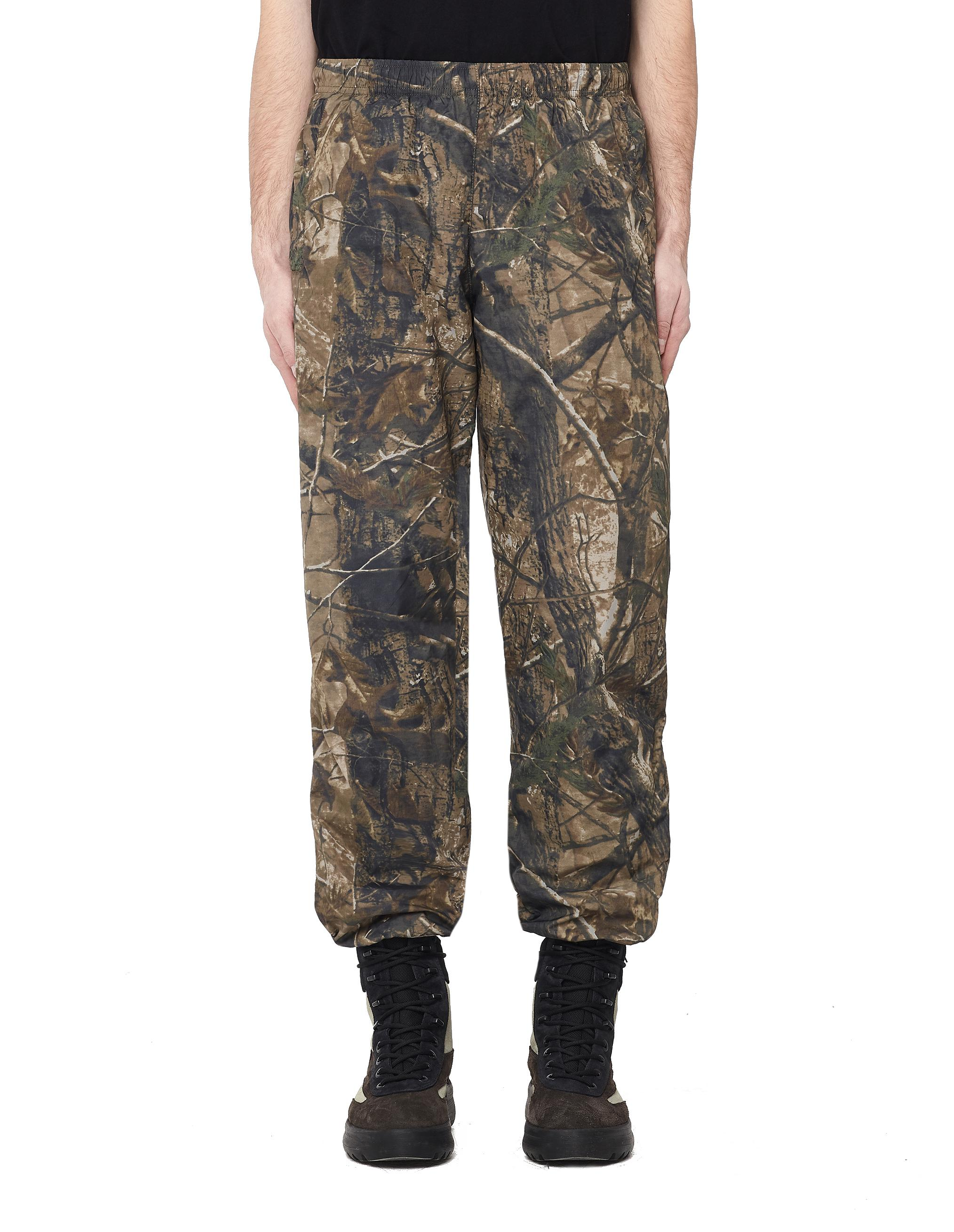 9a4a2a8bc5d3 Lyst - Yeezy Camouflage Track Pants for Men