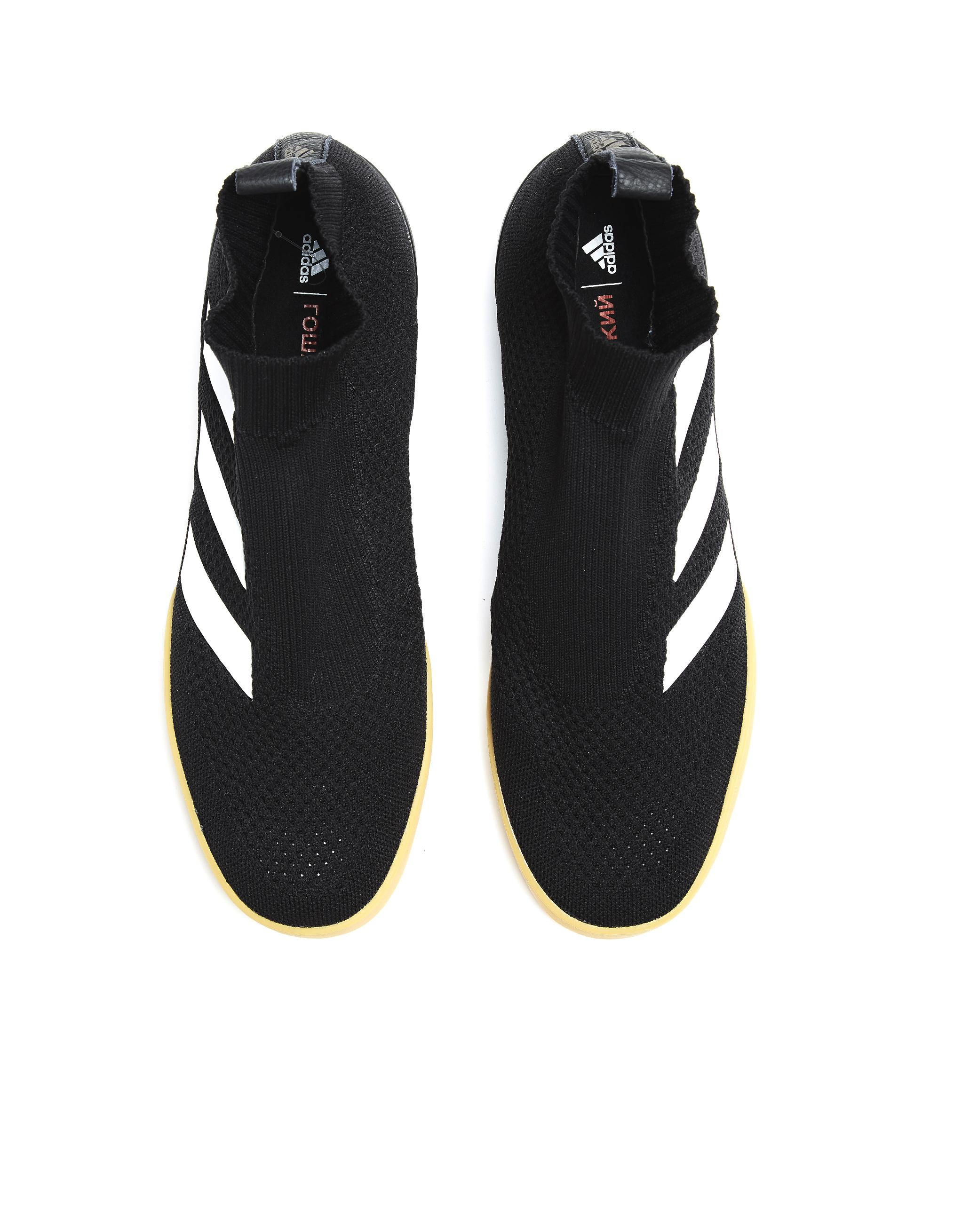 official photos a4b45 7c476 Gosha Rubchinskiy Black Adidas Ace 16+ Super Shoes