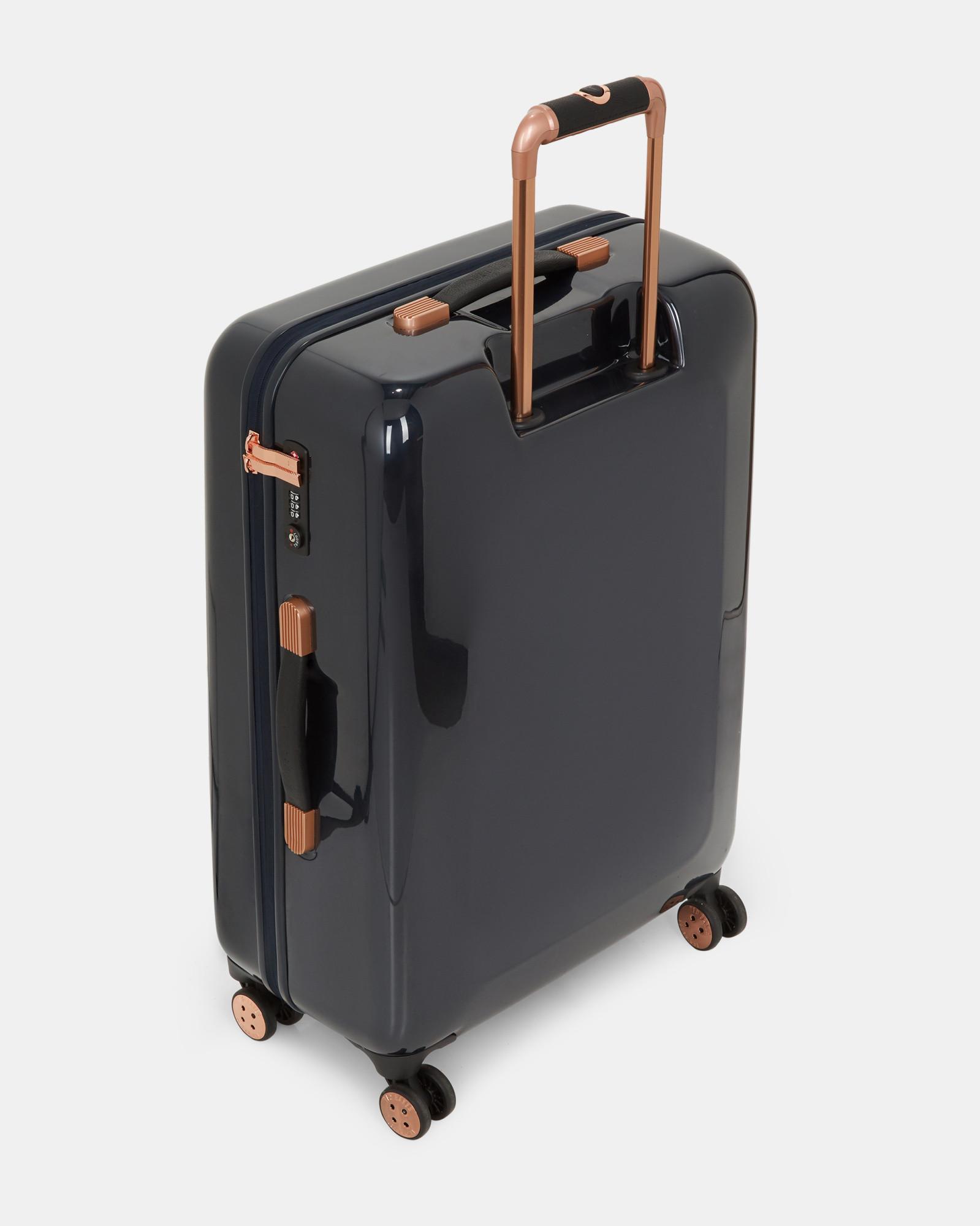 865ffe09f7d1 Ted Baker Arboretum Medium Suitcase in Blue - Lyst