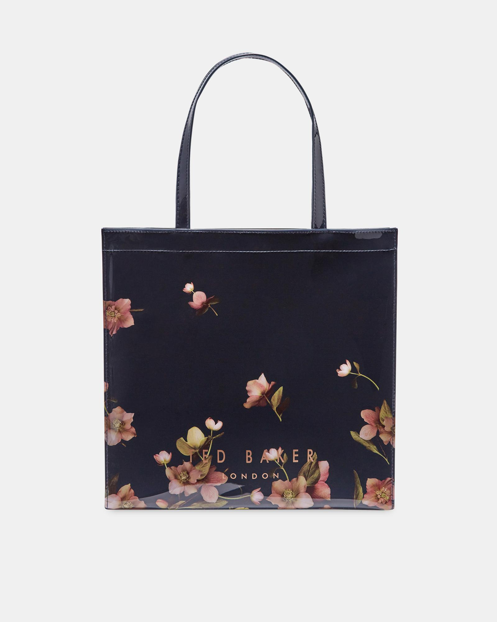 9841a9998021 Ted Baker Arboretum Large Icon Bag in Blue - Lyst