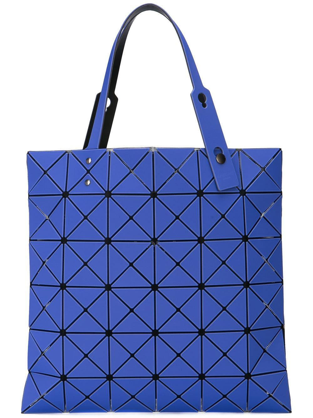 e569eb4eec Bao Bao Issey Miyake Lucent Frost Tote Bag in Blue - Lyst