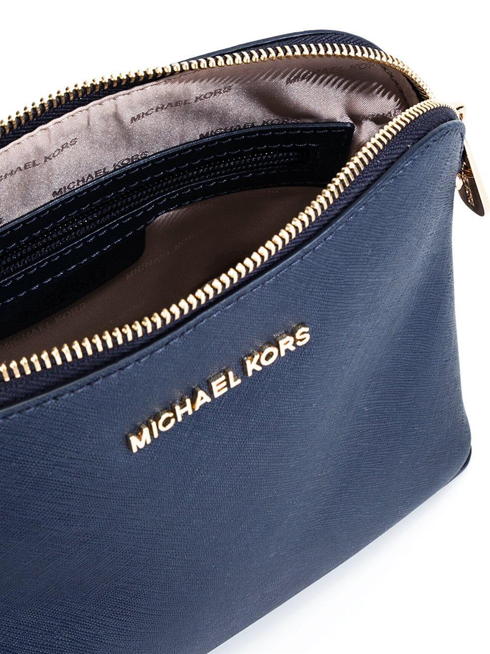 MICHAEL Michael Kors Leather Cindy Crossbody Bag