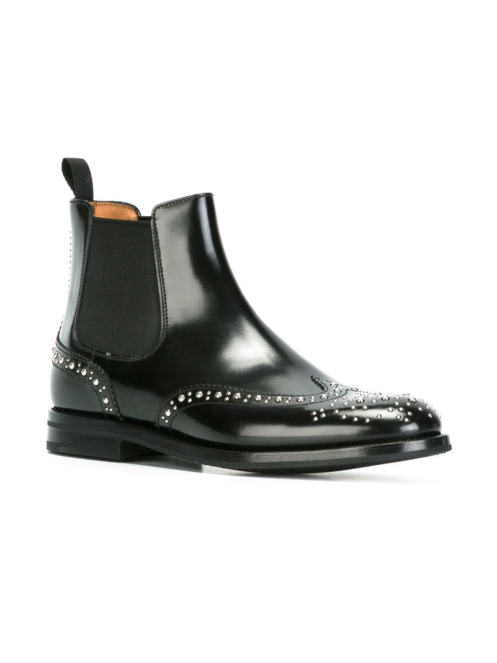 Church's Leather Ketsby Ankle Boot