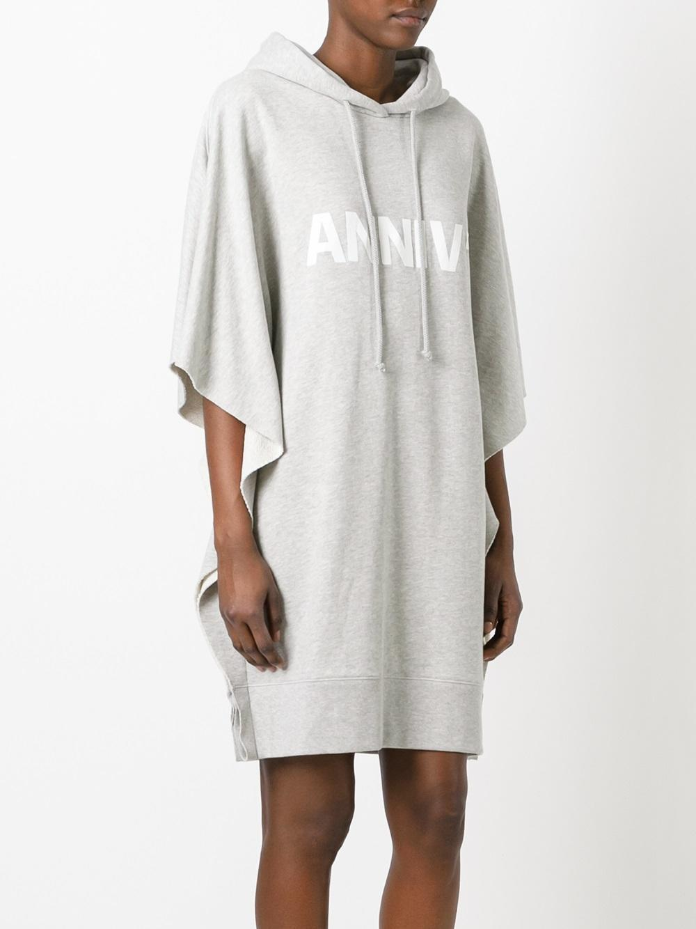 Lyst mm6 by maison martin margiela anniv oversized for Mm6 maison margiela