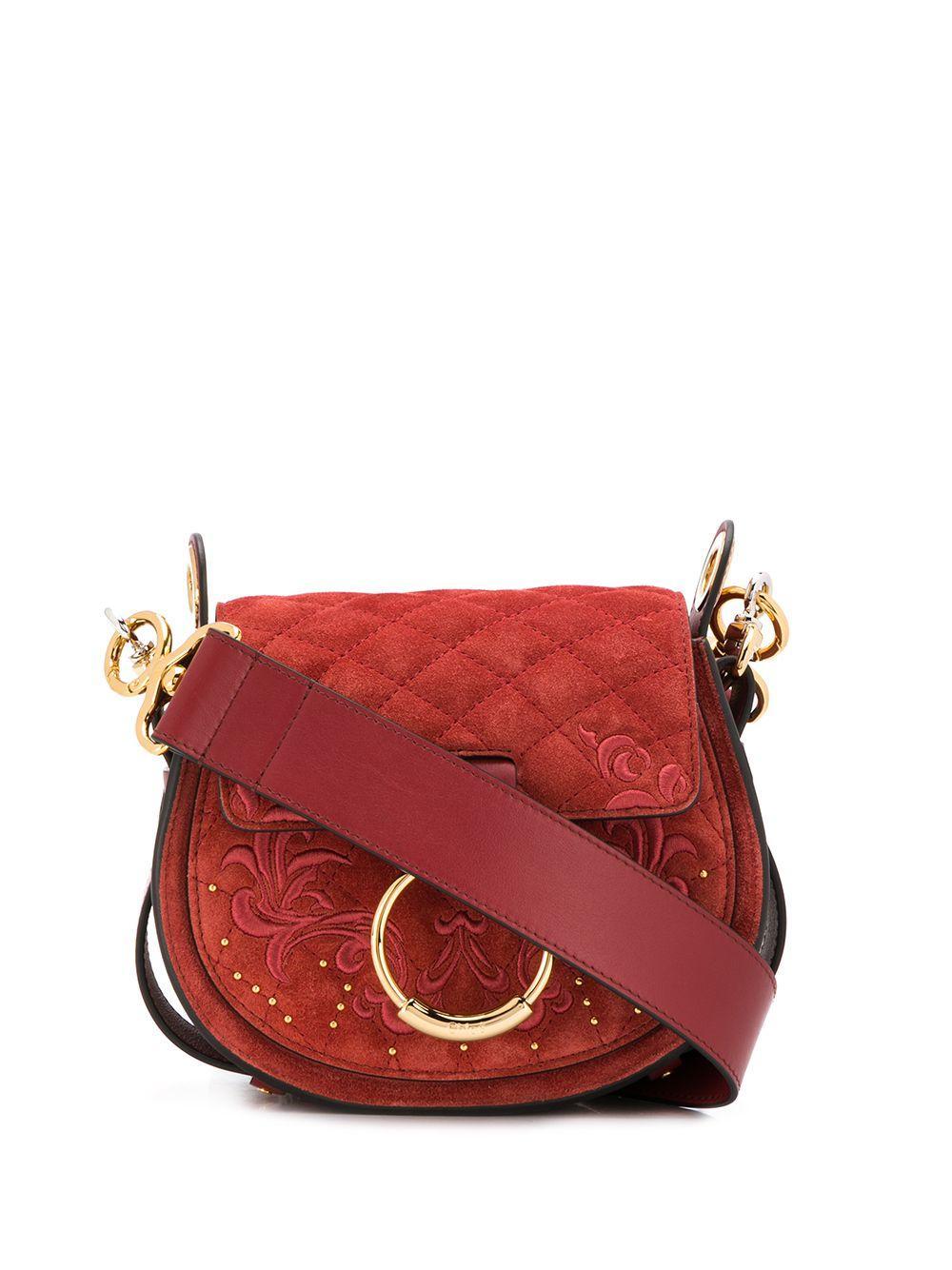 7f8f2b0f Women's Red Tess Bag