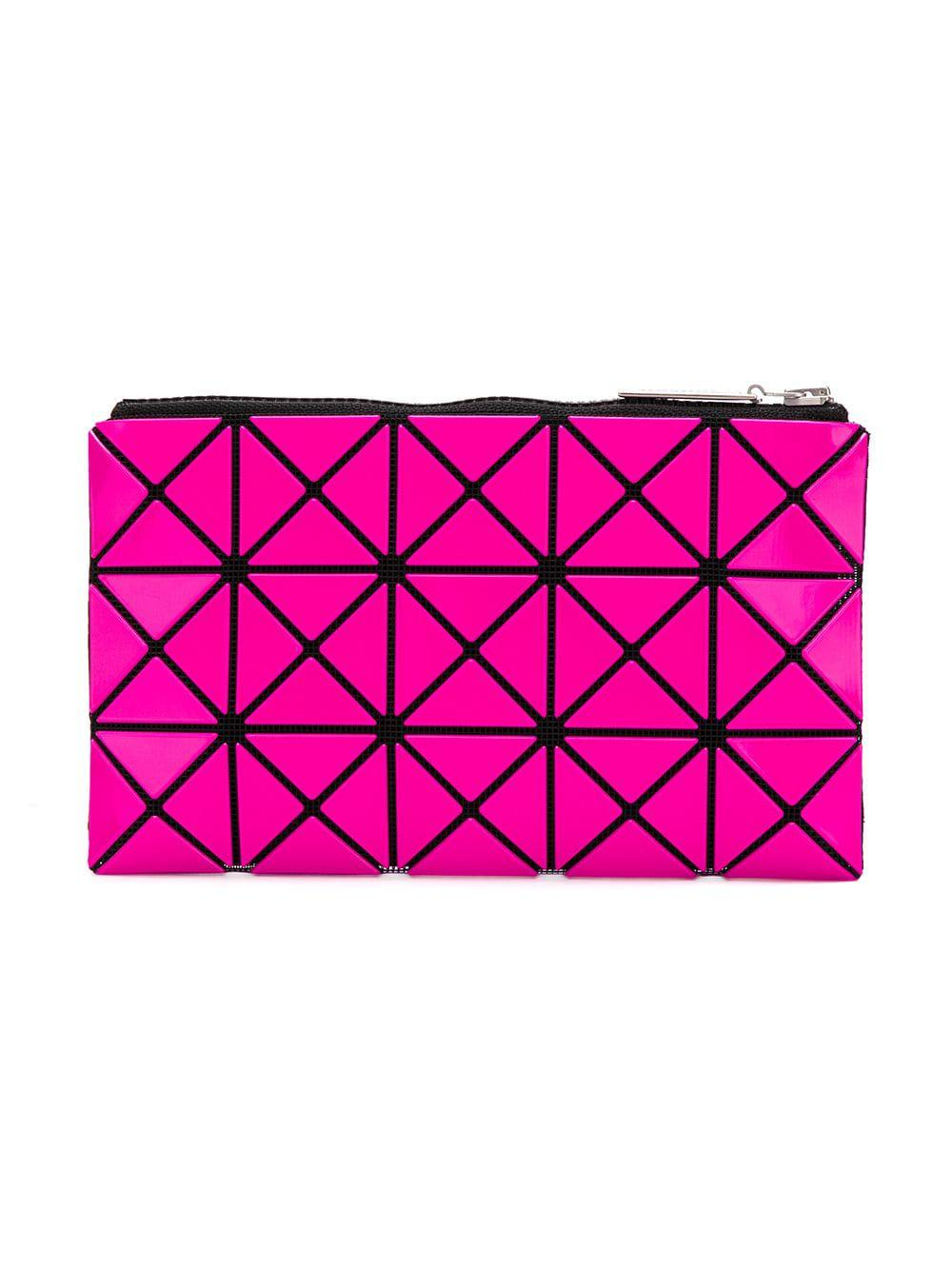 d44cc6701406 Lyst - Bao Bao Issey Miyake Prism Clutch Bag in Pink - Save  6.995884773662553%