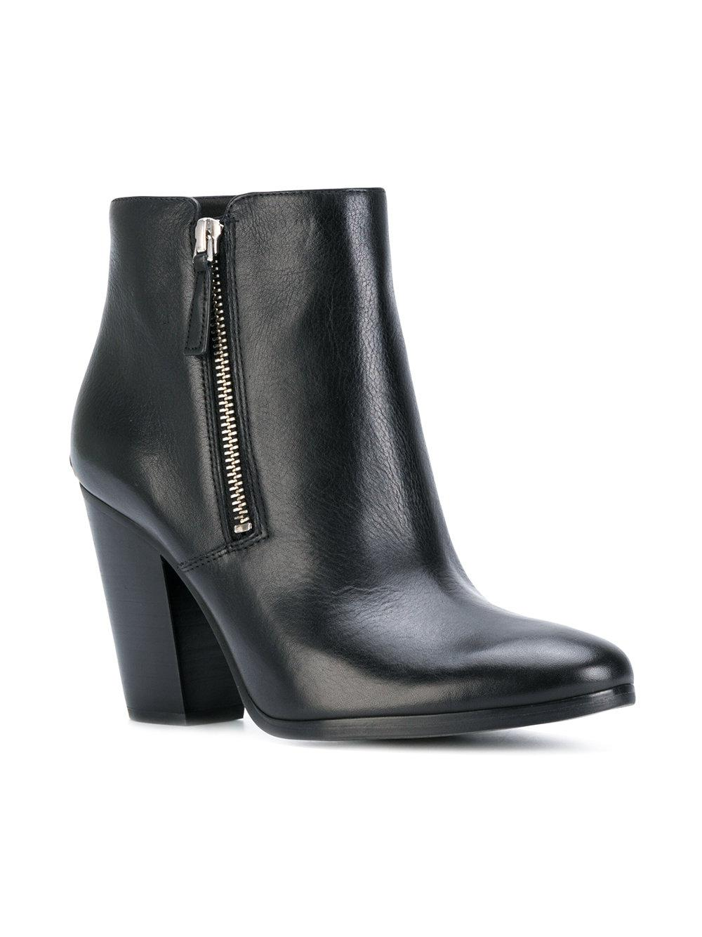 3aa5a4ba4053 Lyst - MICHAEL Michael Kors Denver Ankle Boots in Black