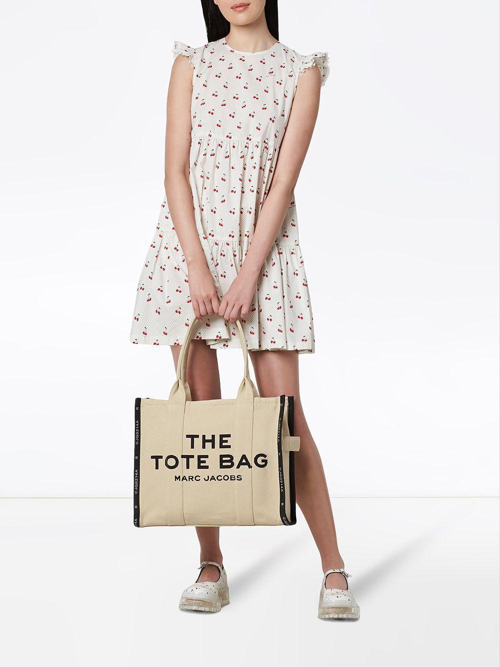 The Jacquard Traveler Tote Bag