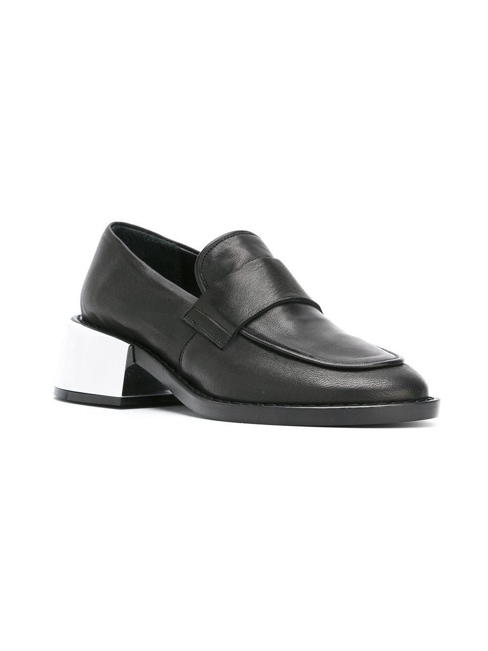 MM6 Maison Martin Margiela Black Audrey Heels ha0I6LWBC