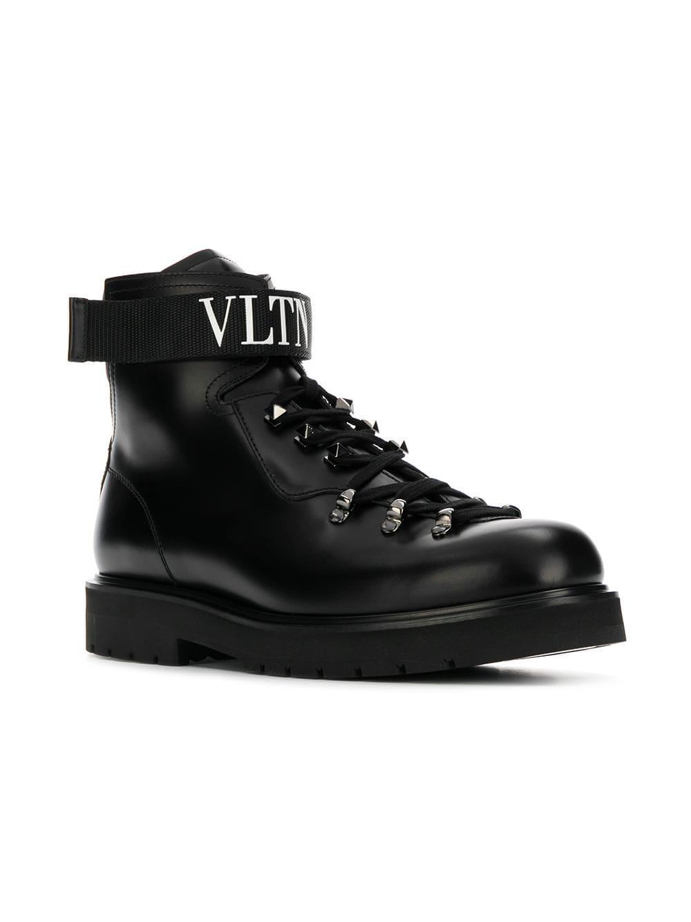 Valentino Leather Valentino Garavani