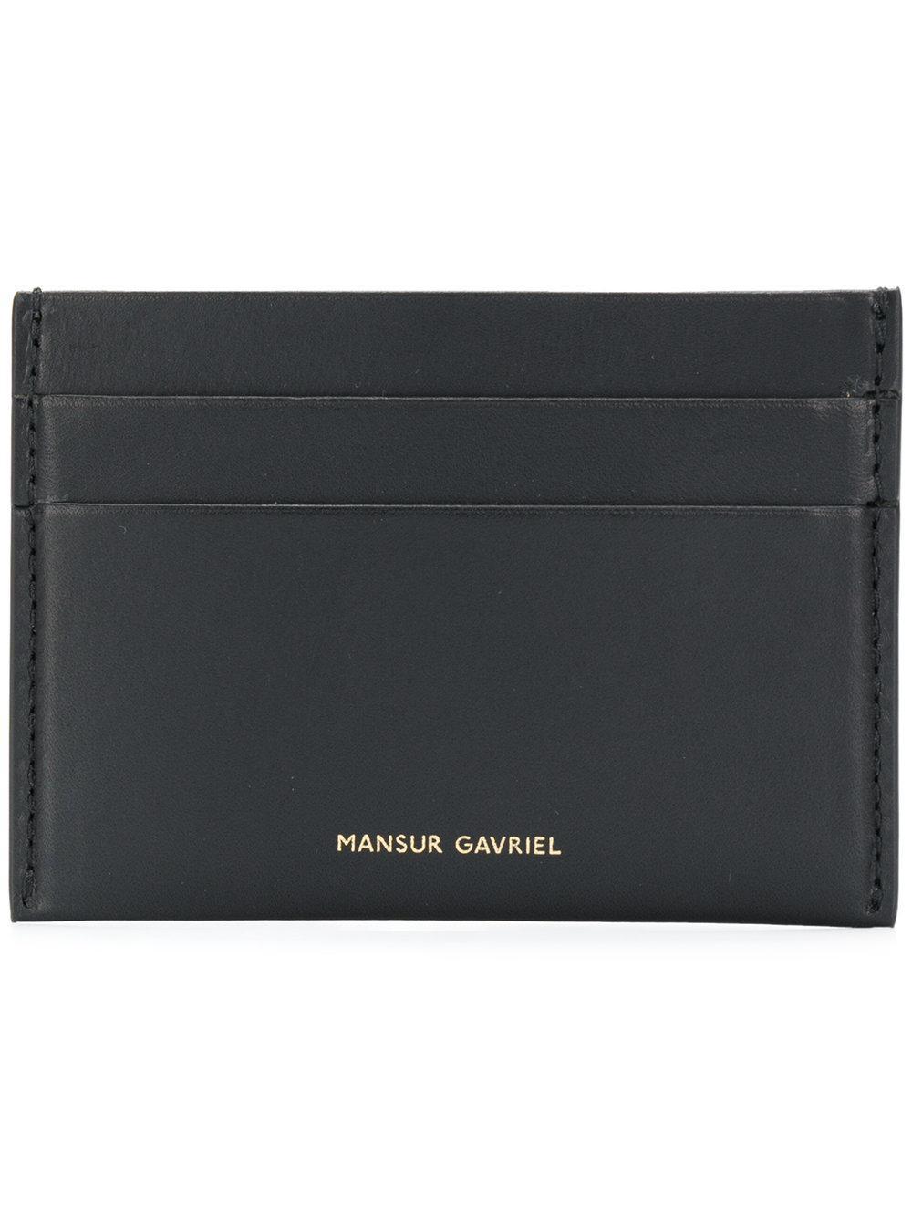 classic card holder - Brown Mansur Gavriel v3bAe