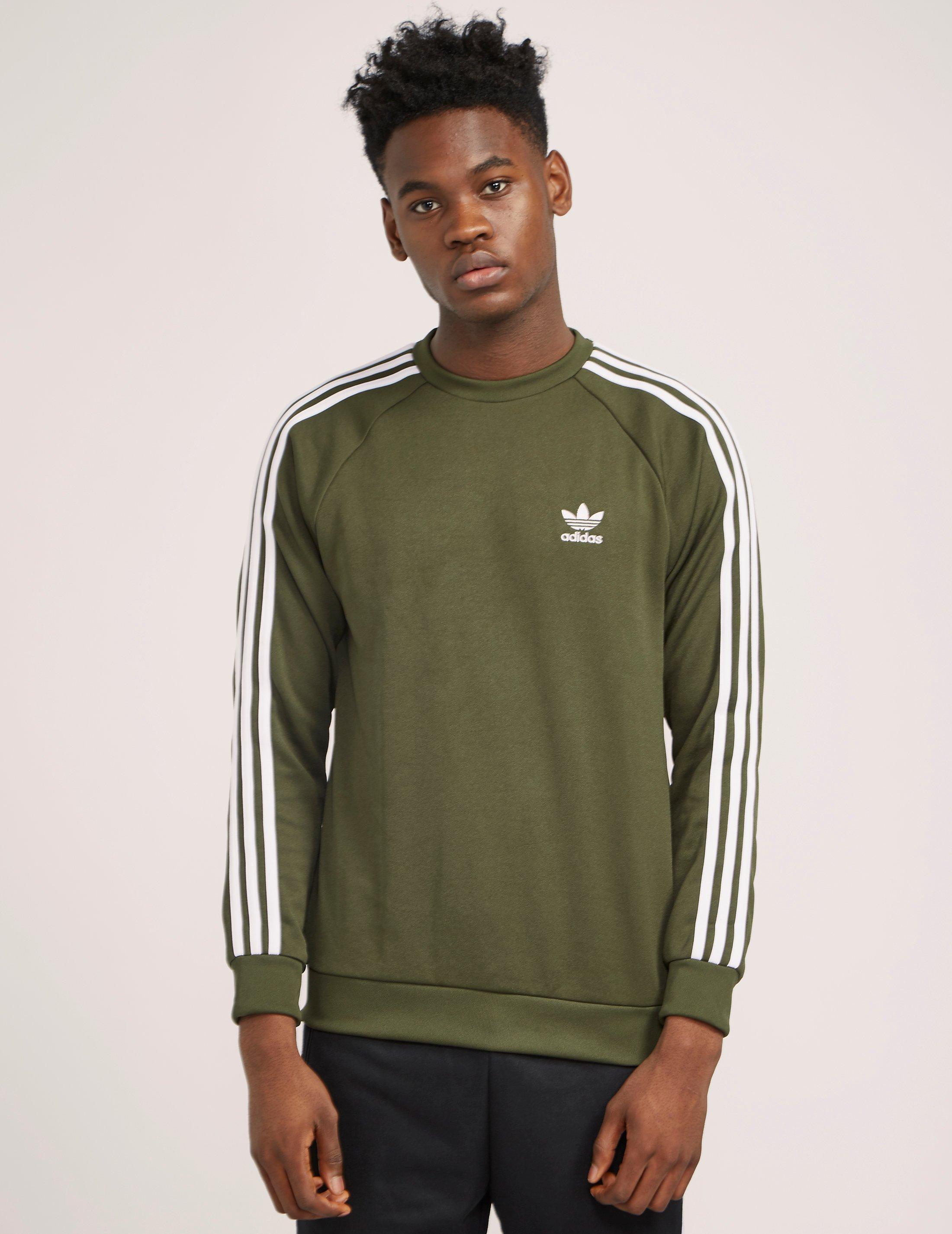 adidas Originals California Crew Sweatshirt Herren | JD Sports