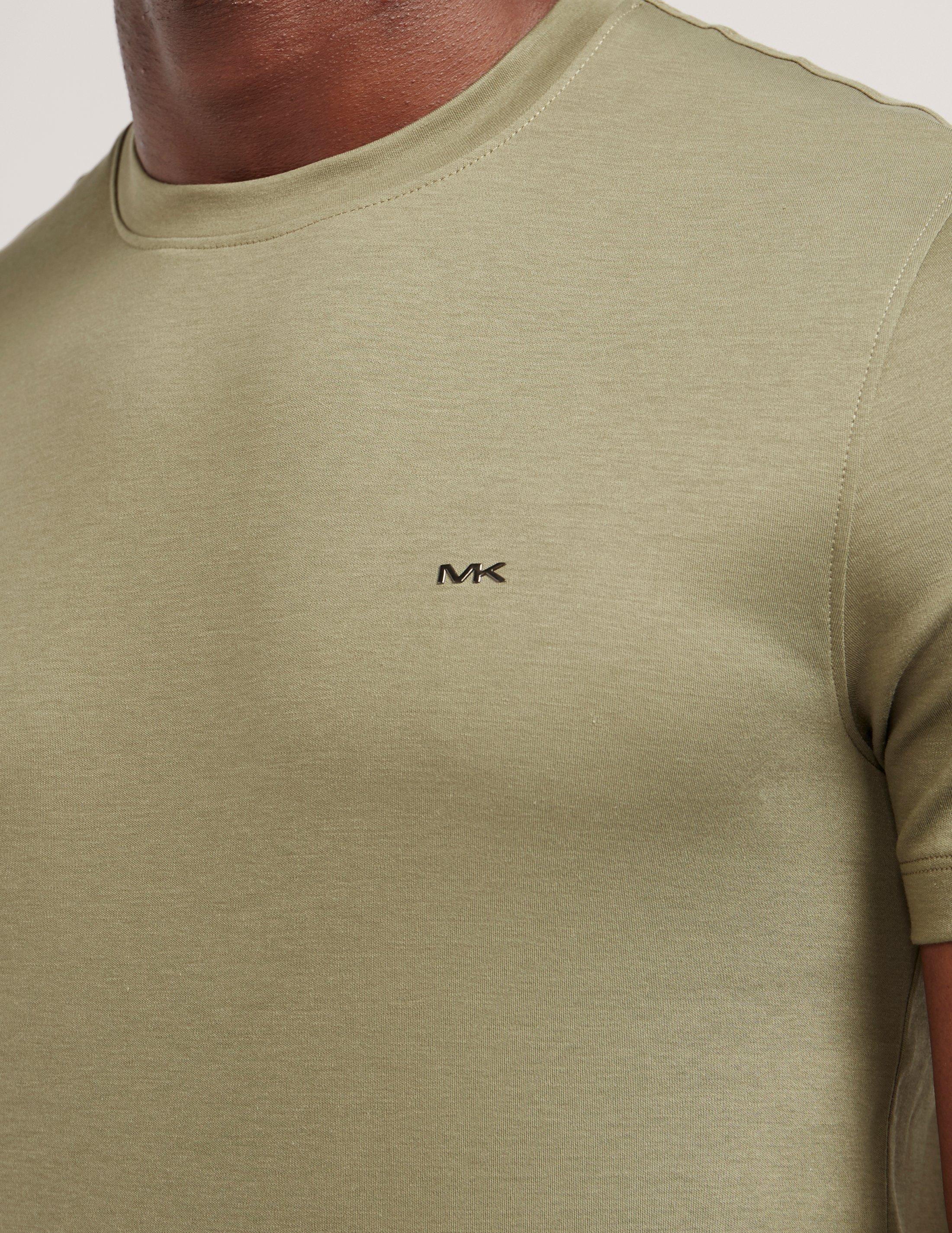 663ca9f9 Lyst - Michael Kors Short Sleeve Sleek T-shirt for Men