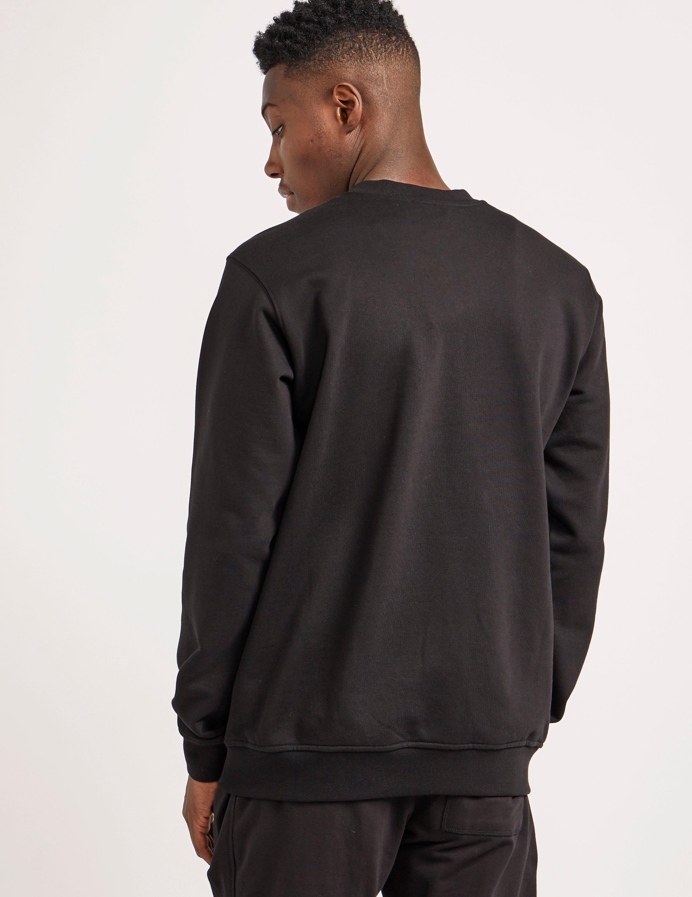 Love Moschino Peace Sweatshirt in Black for Men