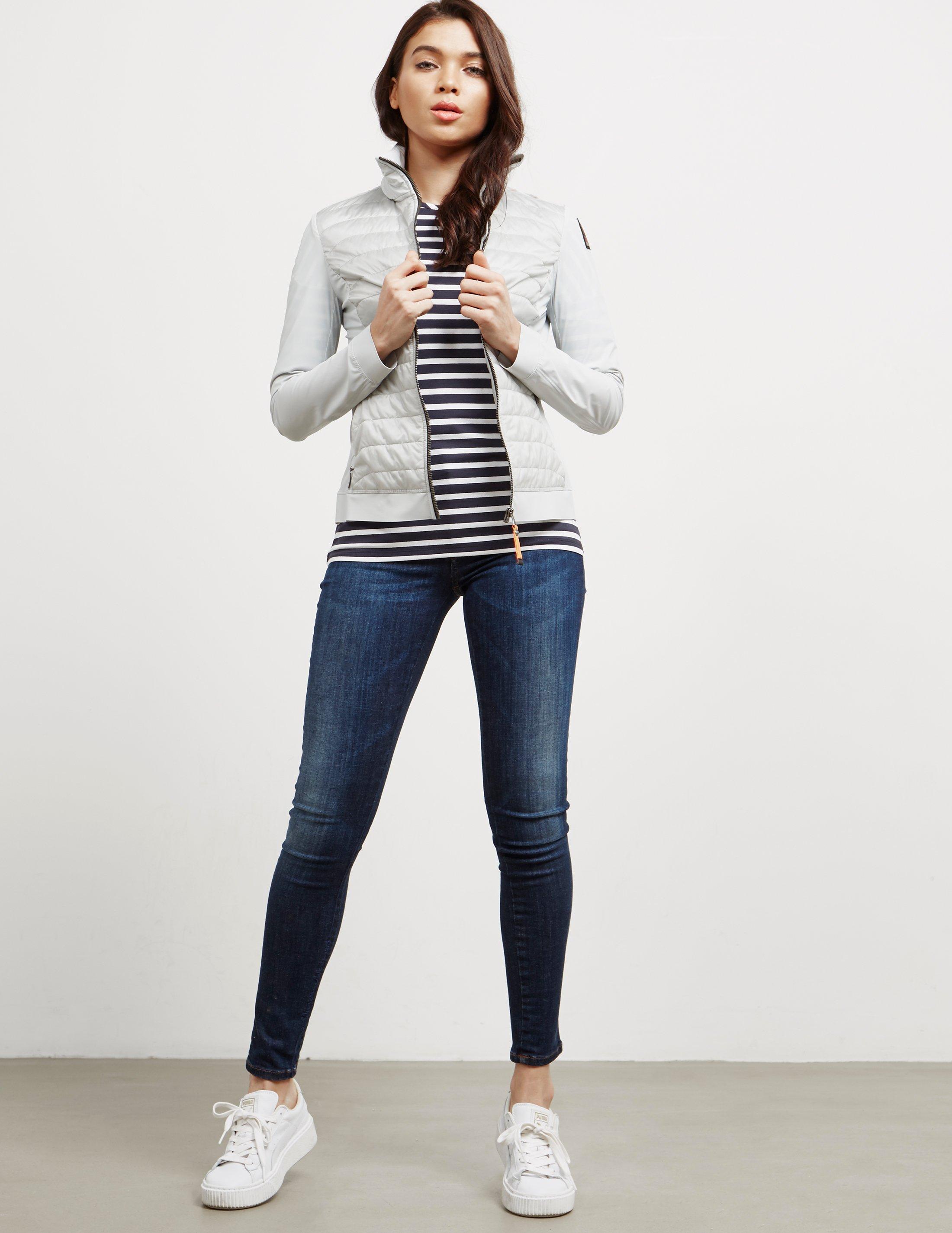 Moncler Pantalones Cropped Frontera popular