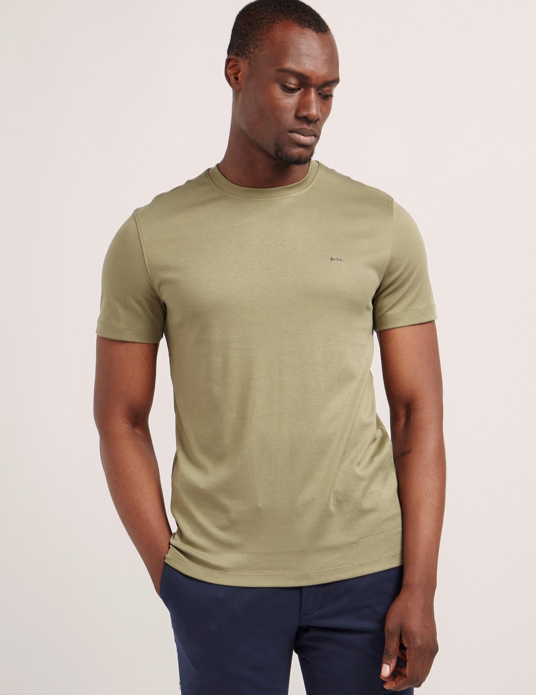 3d7dd486 Michael Kors Short Sleeve Sleek T-shirt for Men - Lyst