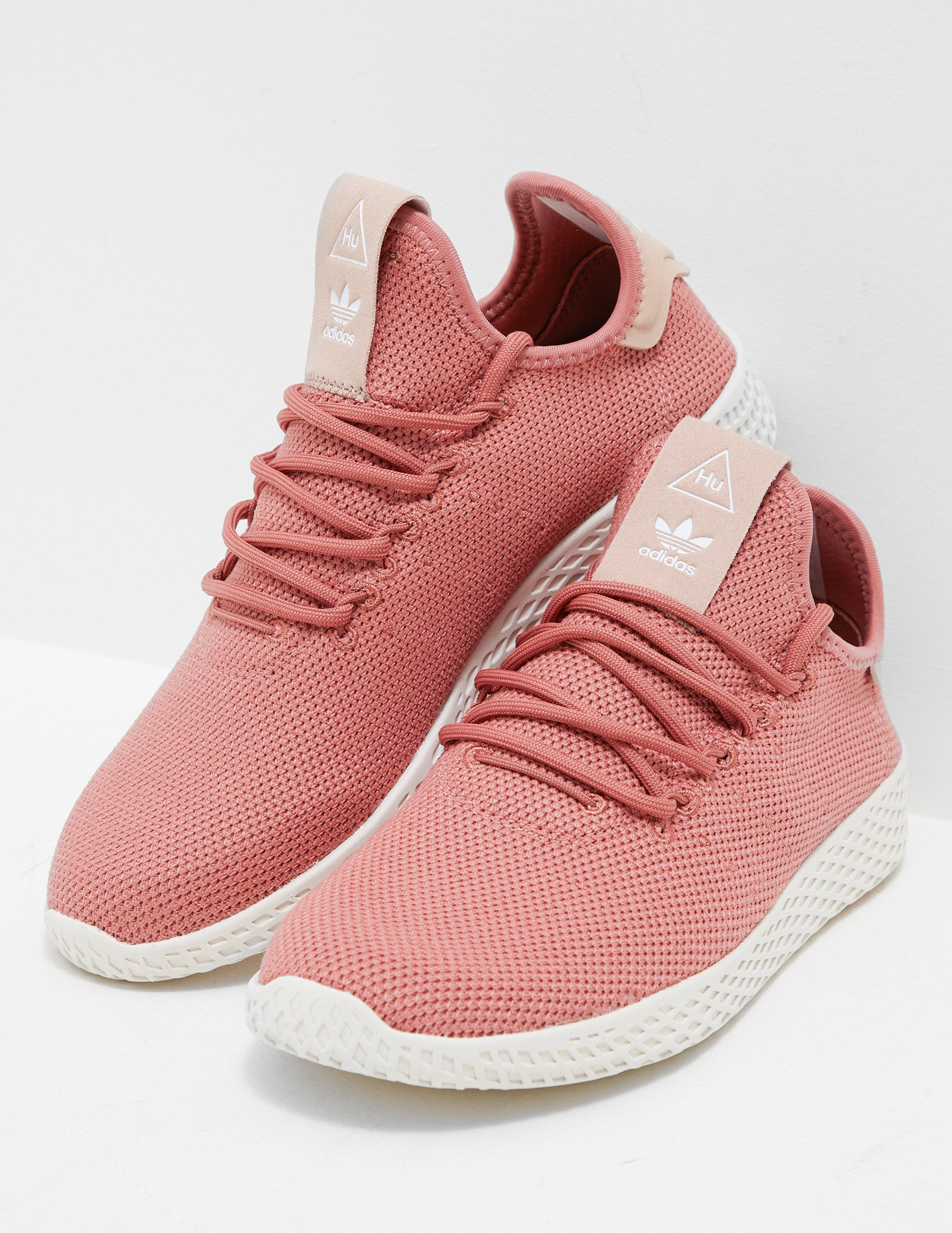 pink adidas trainers womens