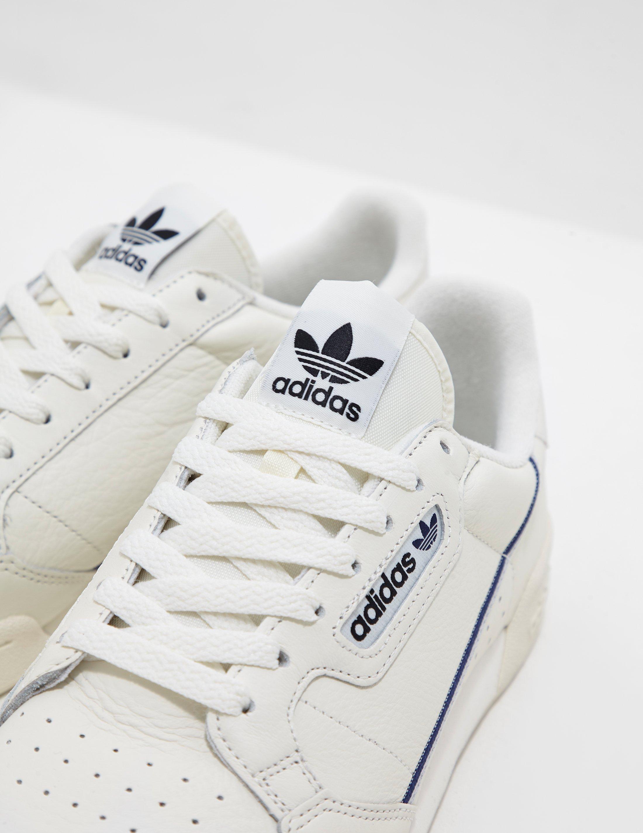 size 40 39445 692c1 Lyst - adidas Originals Continental 80 Cream for Men