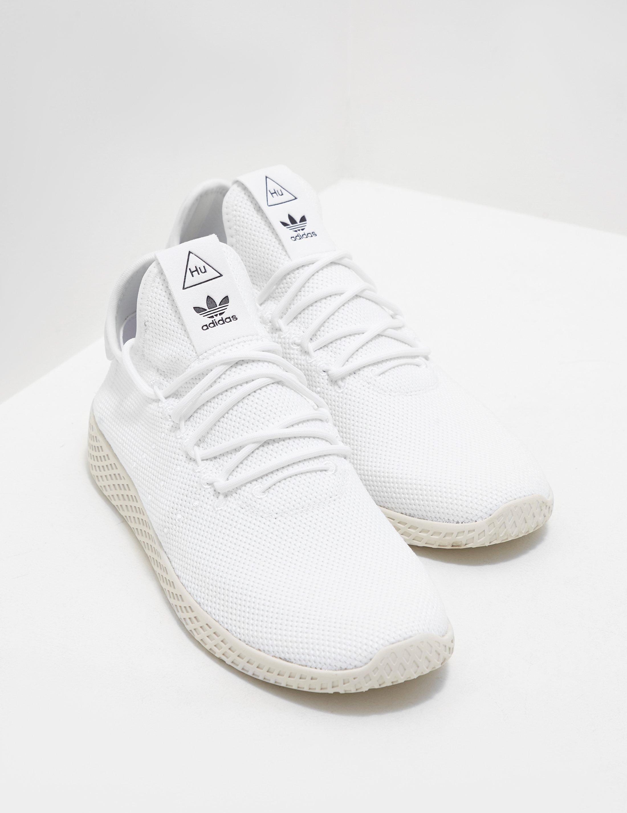adidas Originals Lace X Pharrell Williams in WhiteBlack