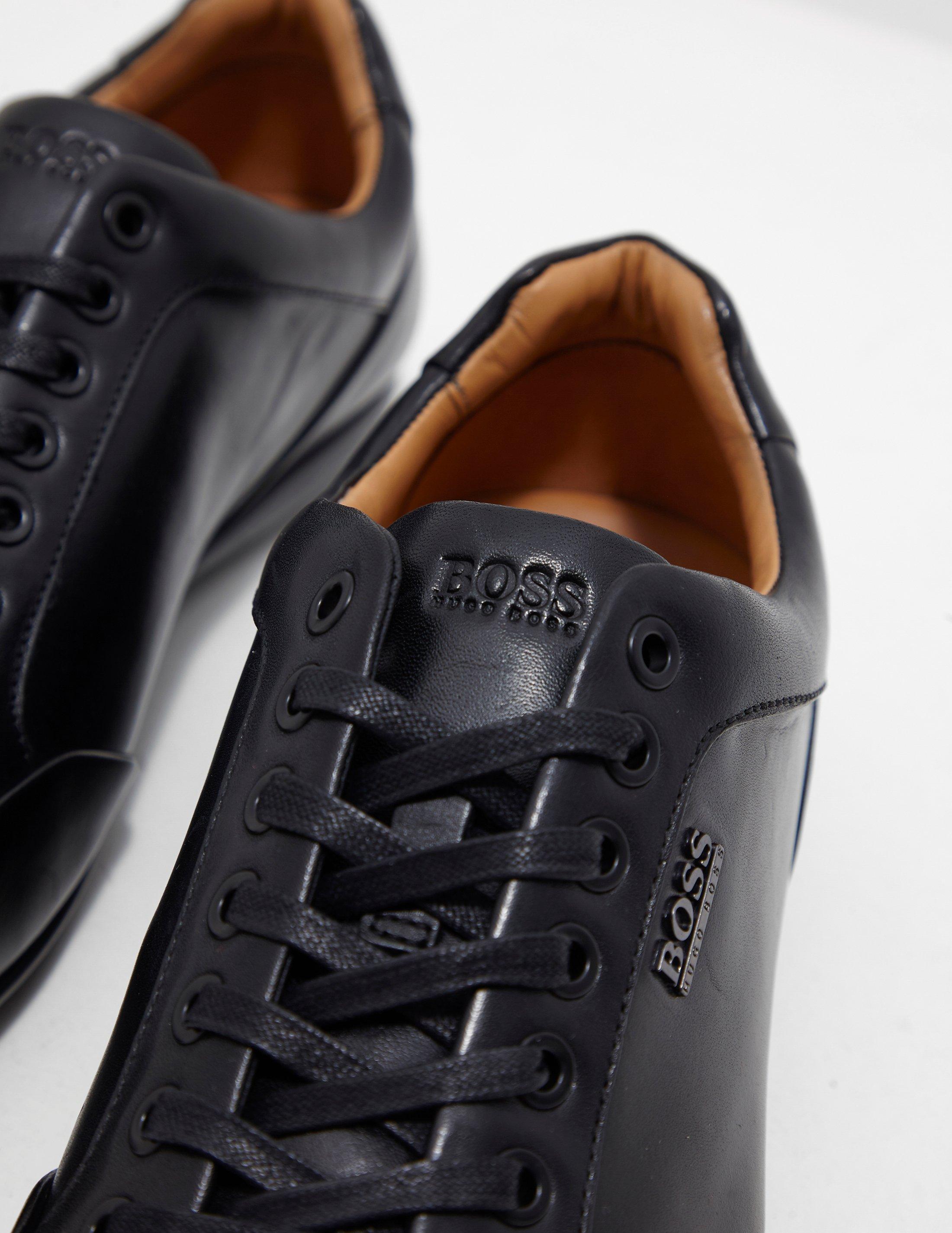 BOSS by Hugo Boss Primacy Leather Black
