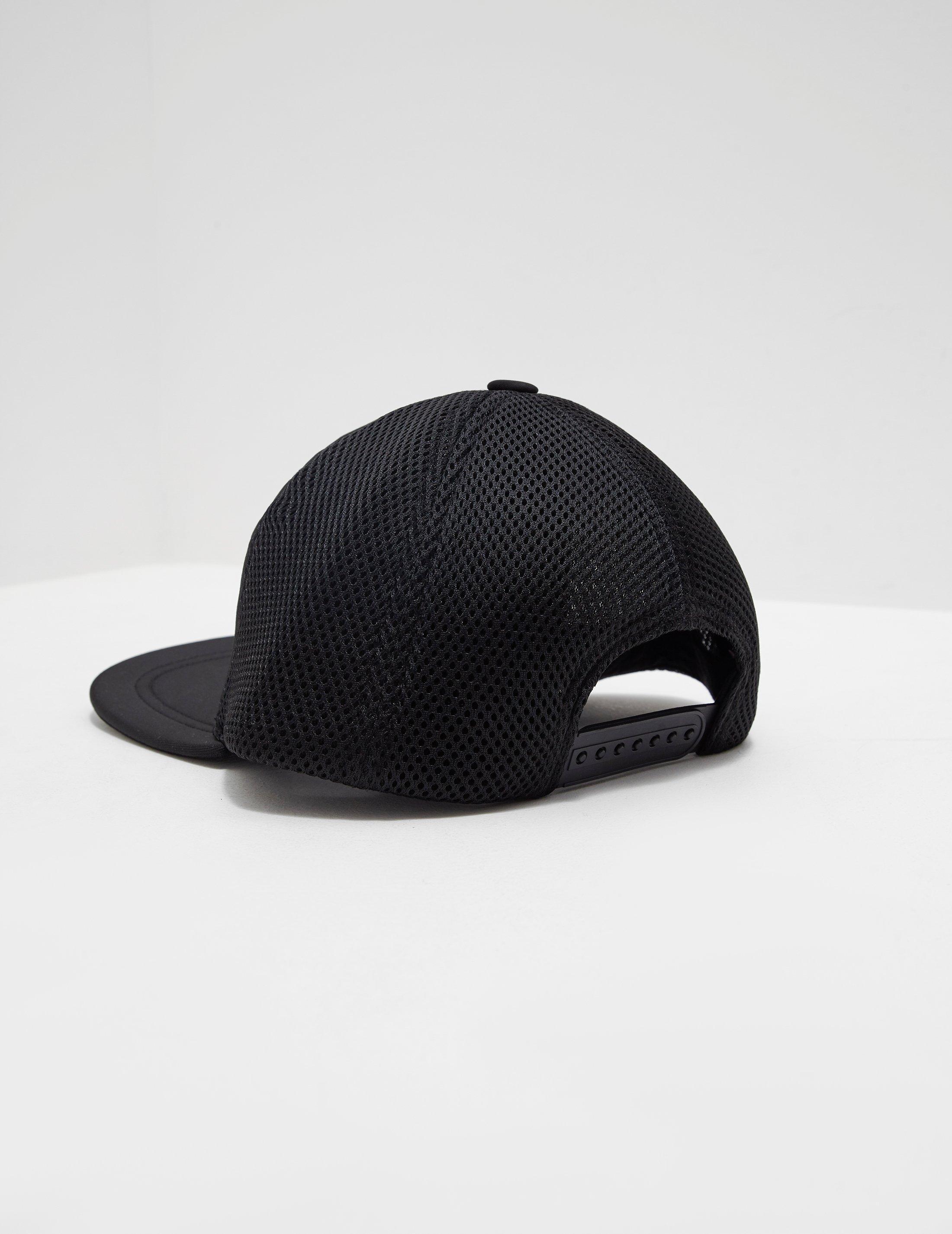 4e11a496ac2 Emporio Armani Mens Eagle Cap Black in Black for Men - Lyst