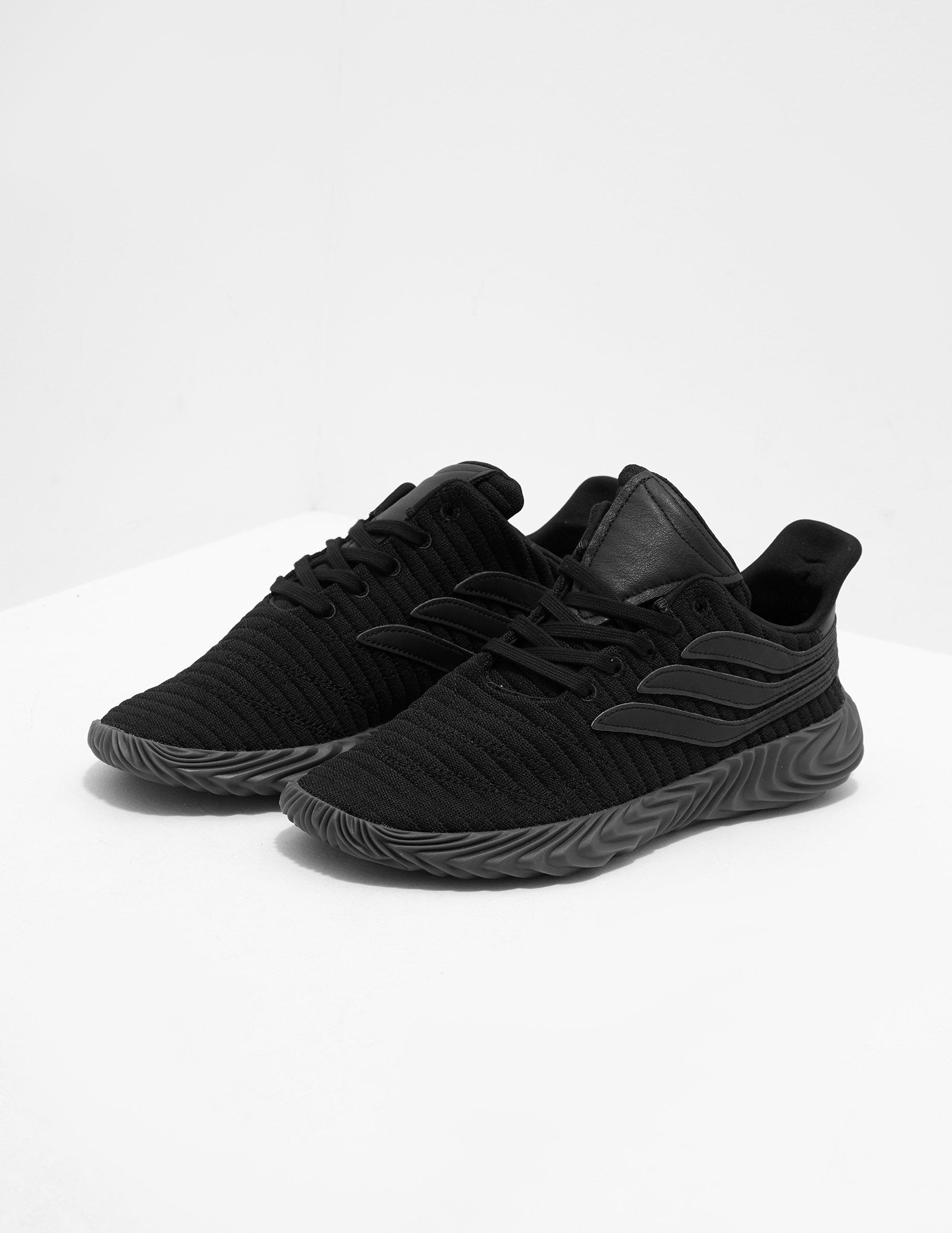 956b0e07141 adidas Originals Mens Sobakov Black in Black for Men - Lyst