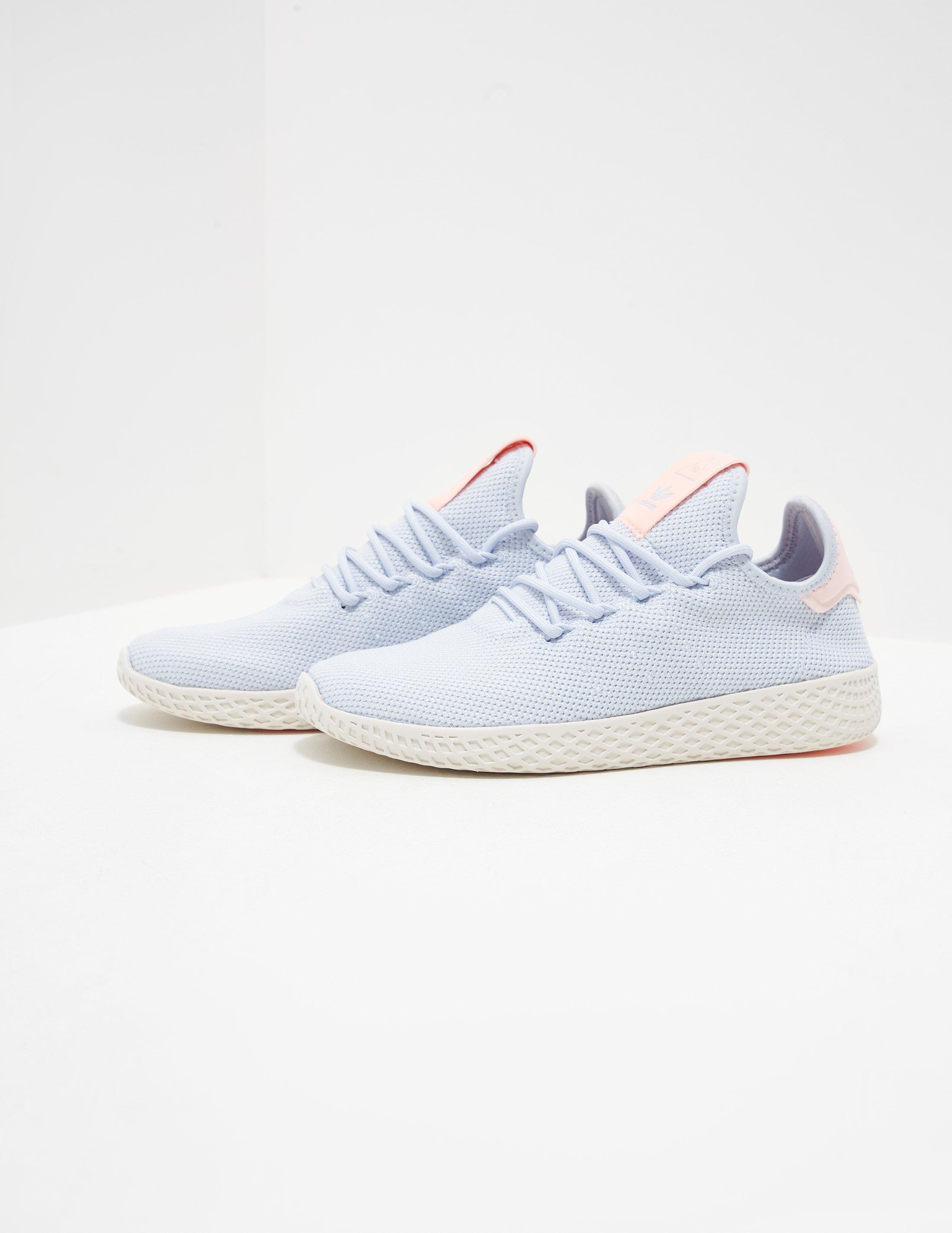 06dbed6cc1390 adidas Originals X Pharrell Williams Tennis Hu Trainers Blue in Blue ...