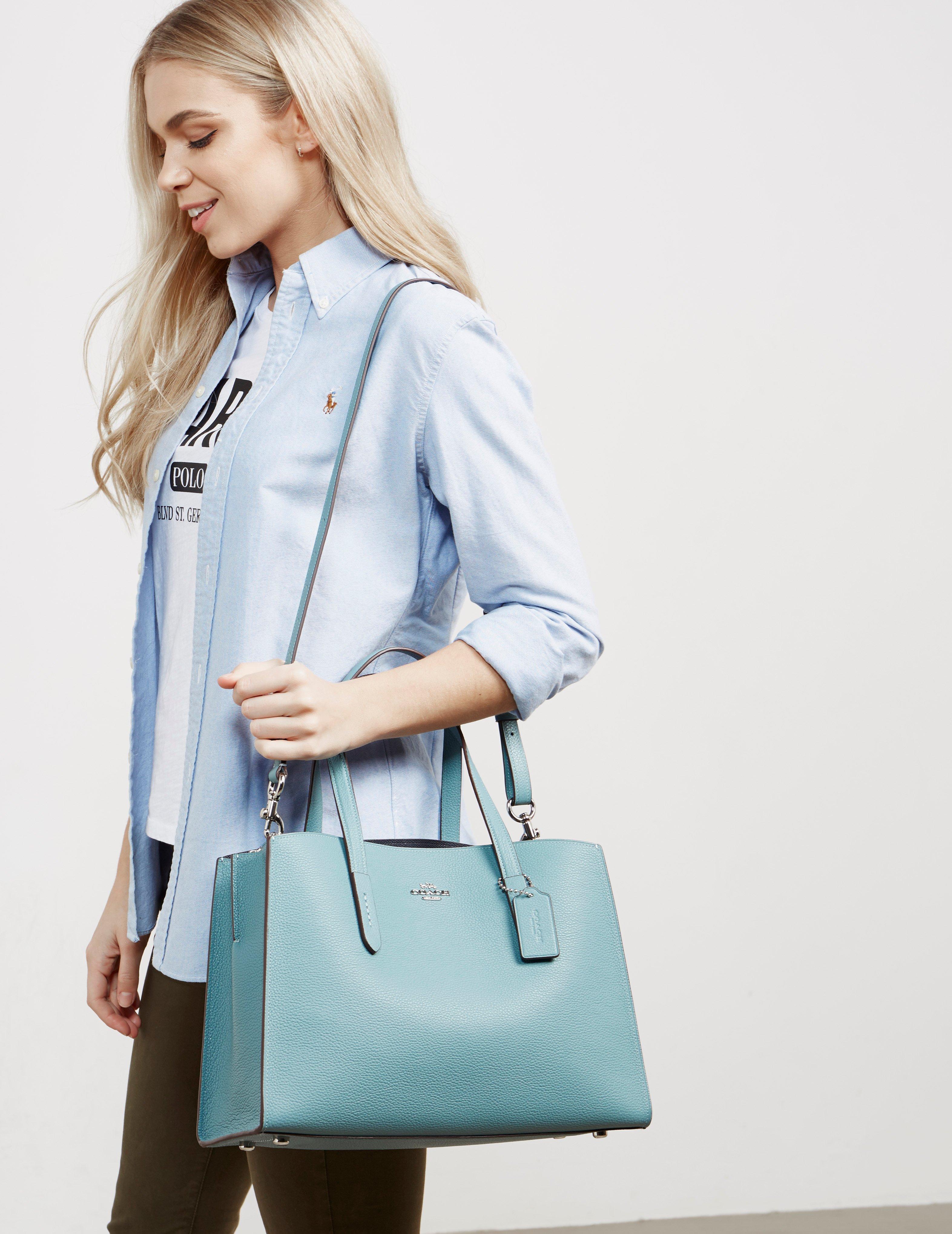 Womens Carry All Bag Blue