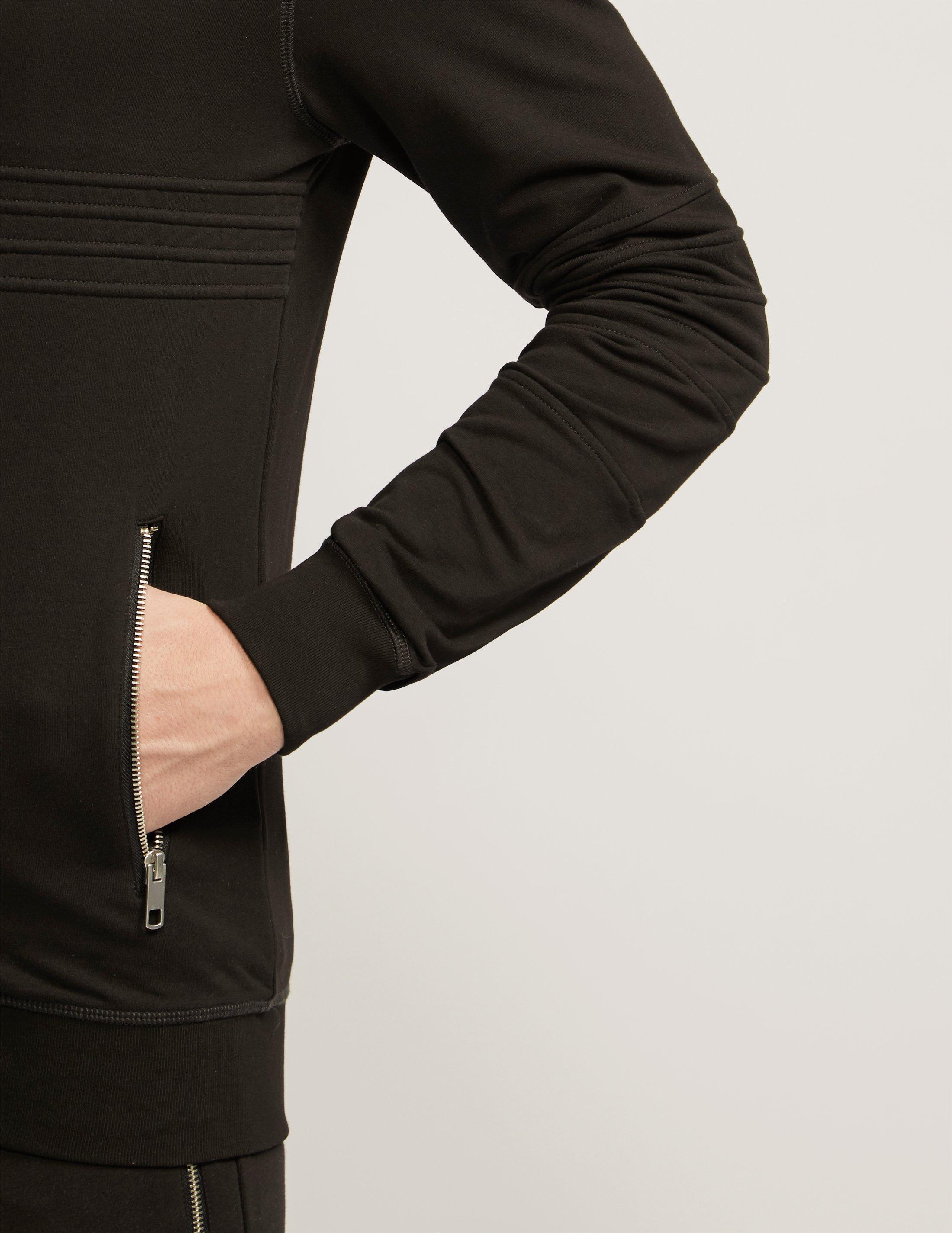 Antony Morato Fleece Hoody 2 in Black for Men