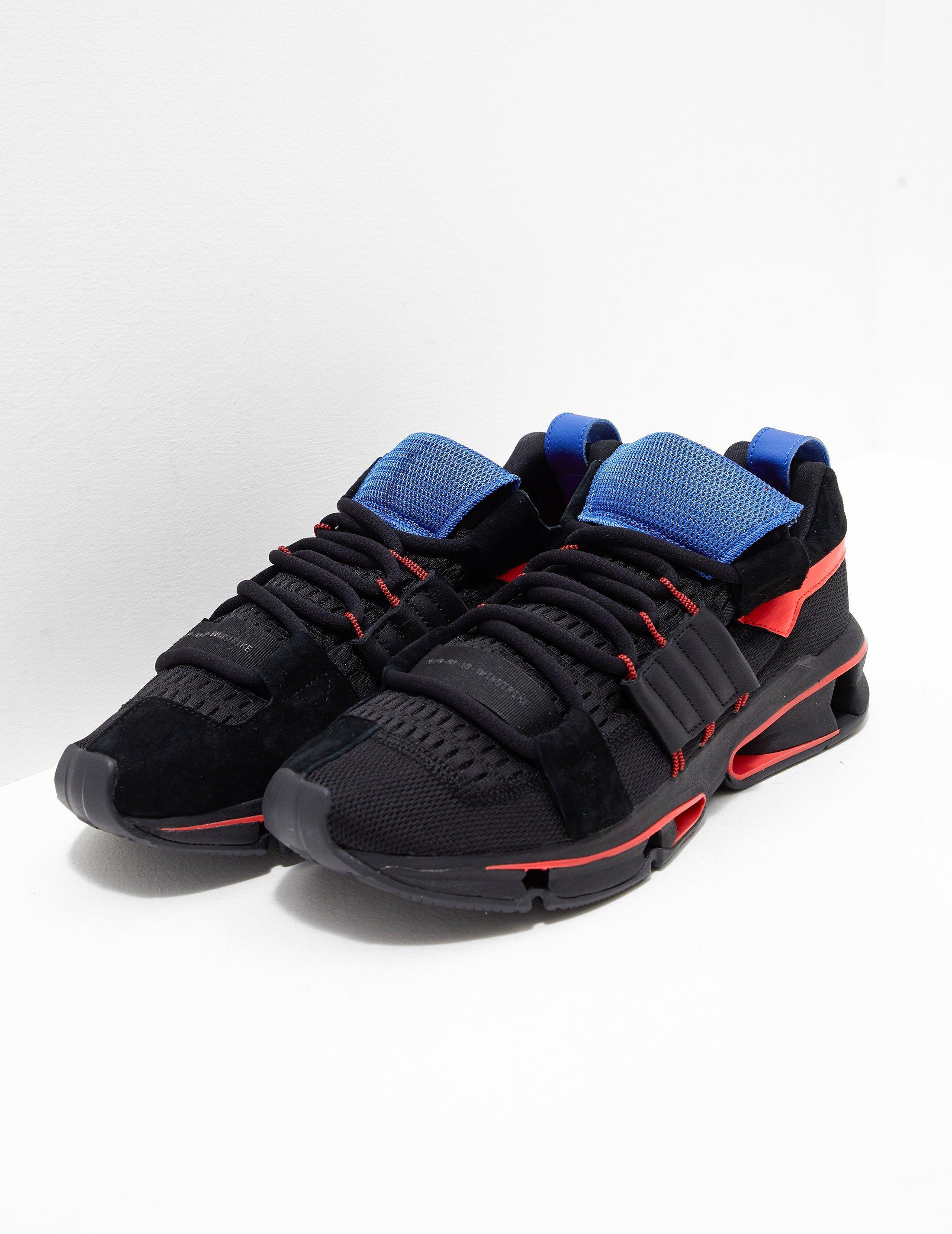 lyst adidas originals mens twinstrike adv schwarz in schwarz für männer