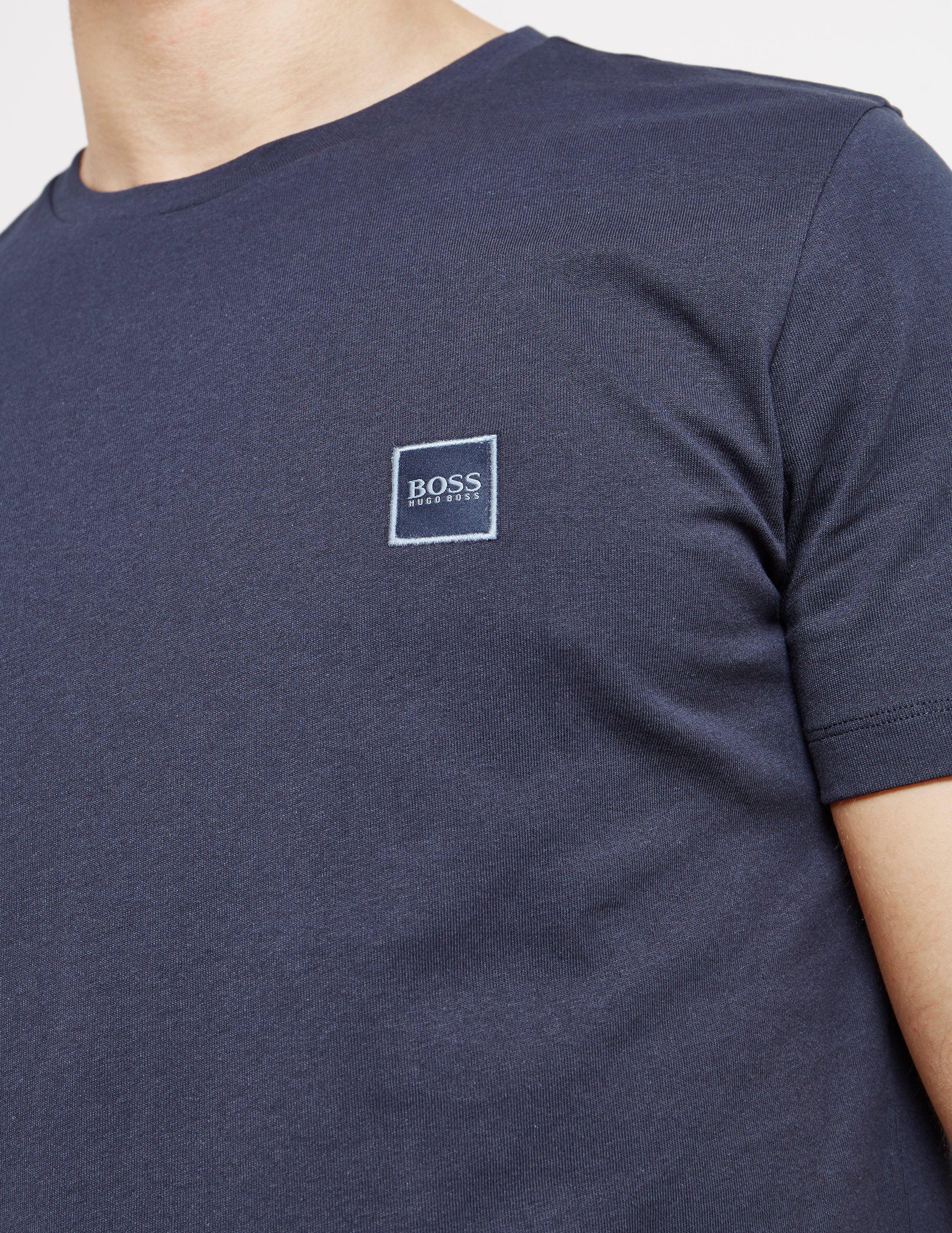 Hugo Boss Mens Tales T-Shirt in Navy