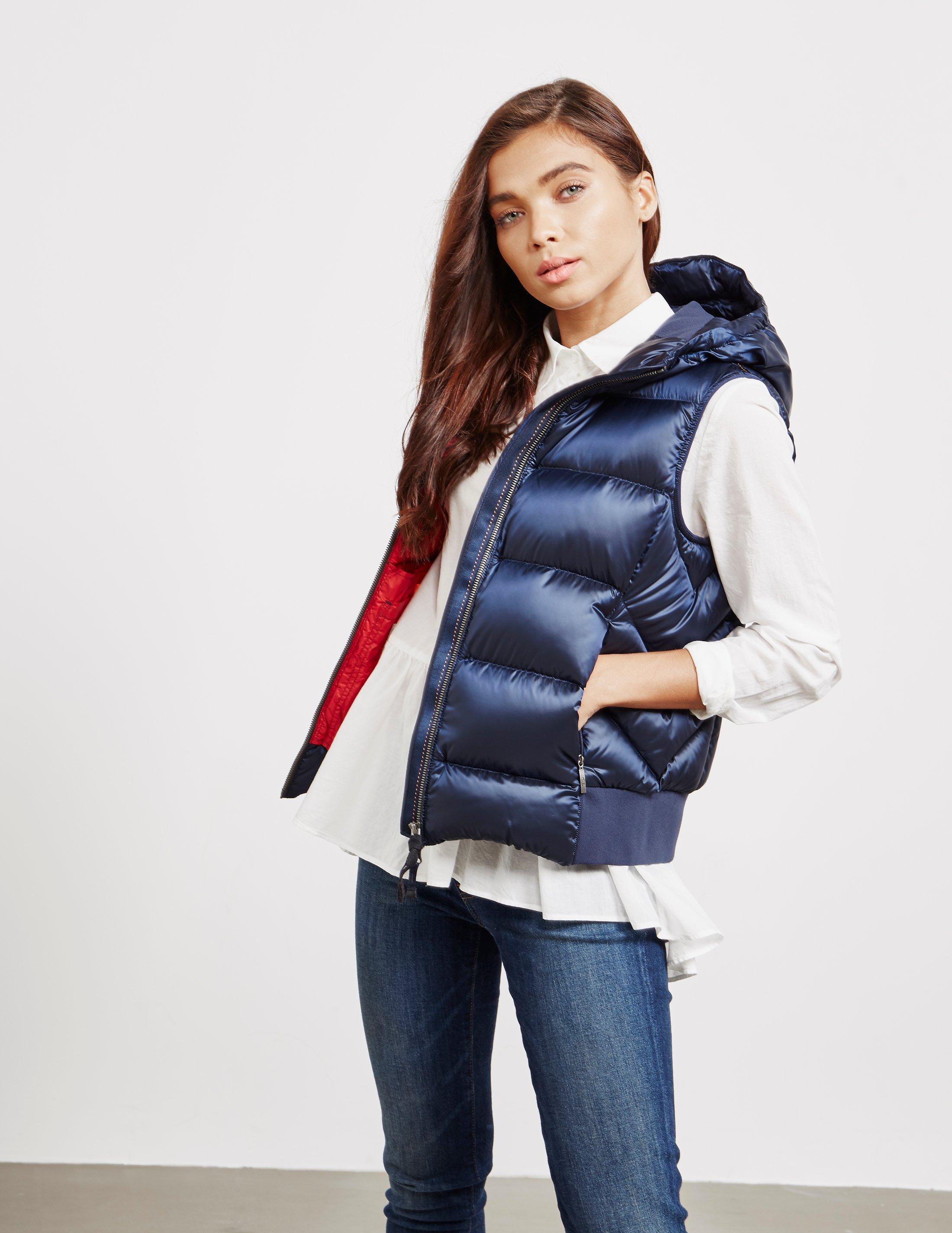 Parajumpers. Womens Phoebe Gilet Blue