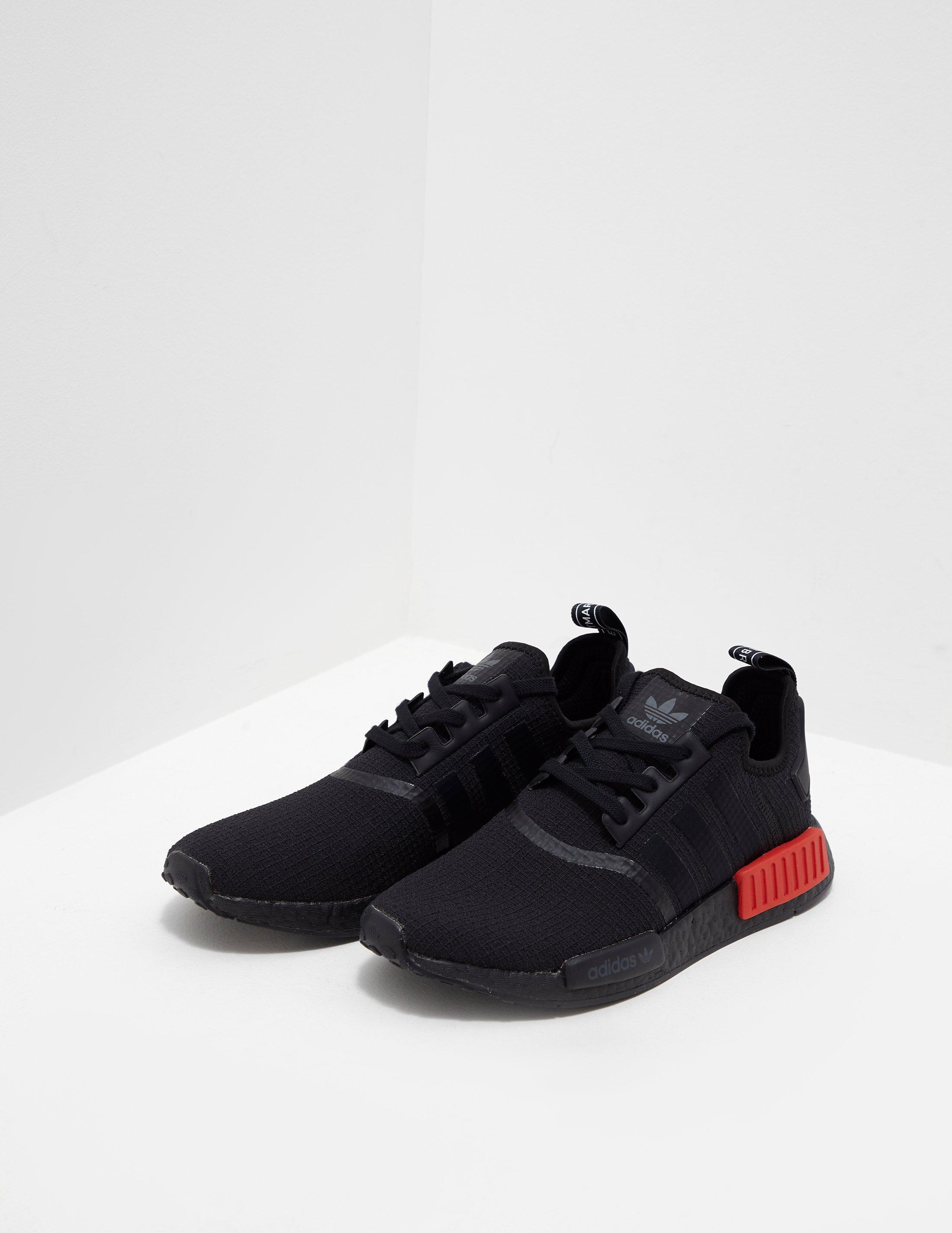 Nmd R1 Mens Black Great Quality Fast Delivery Special Offers