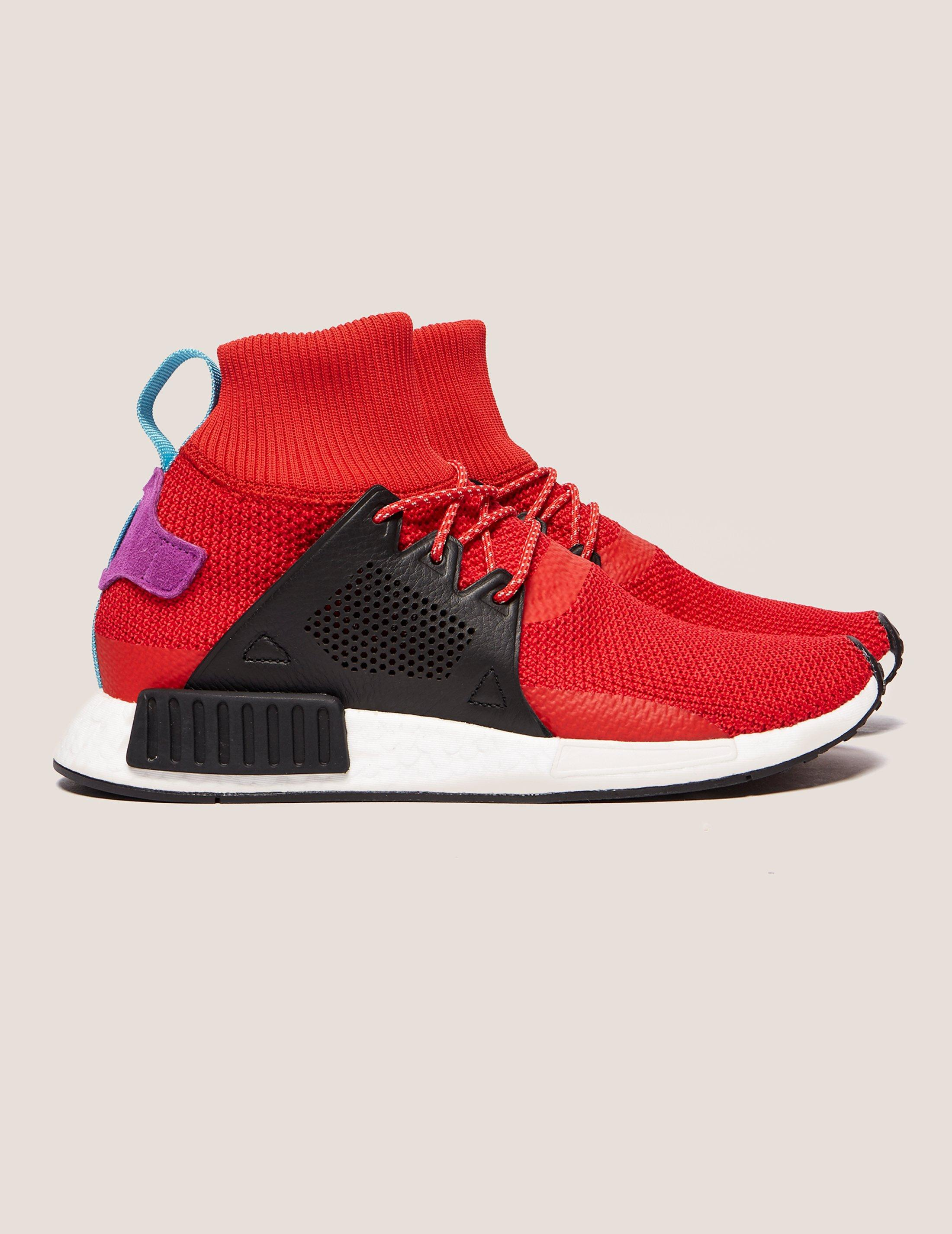 big sale 60fe4 82dc4 ... various styles Lyst - Adidas Originals Mens Nmd Xr1 Winter Red in Red  for Men 4d8cd ...