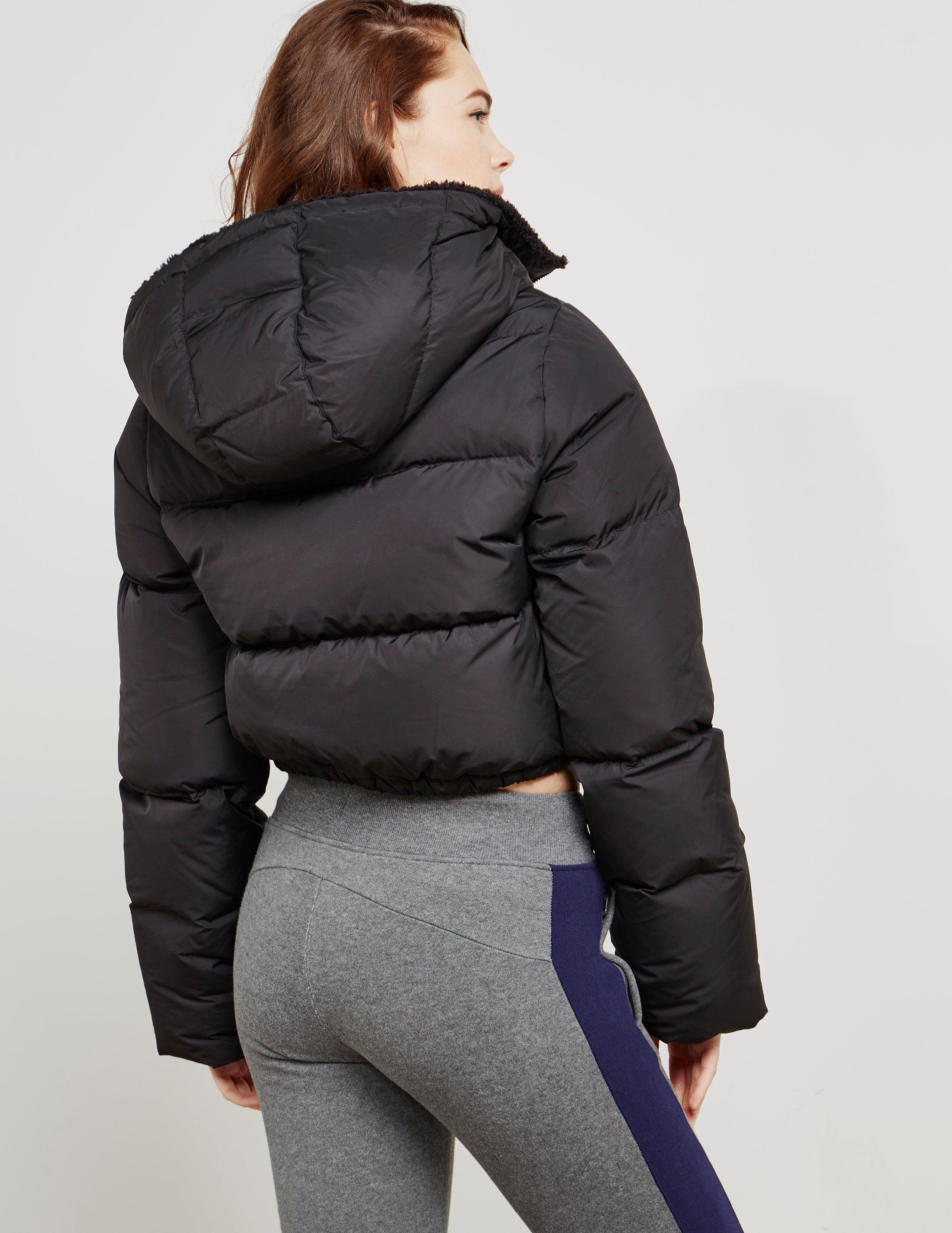 829baad1bf3b Lyst - PUMA Womens Fenty Quilted Bomber Jacket - Online Exclusive ...