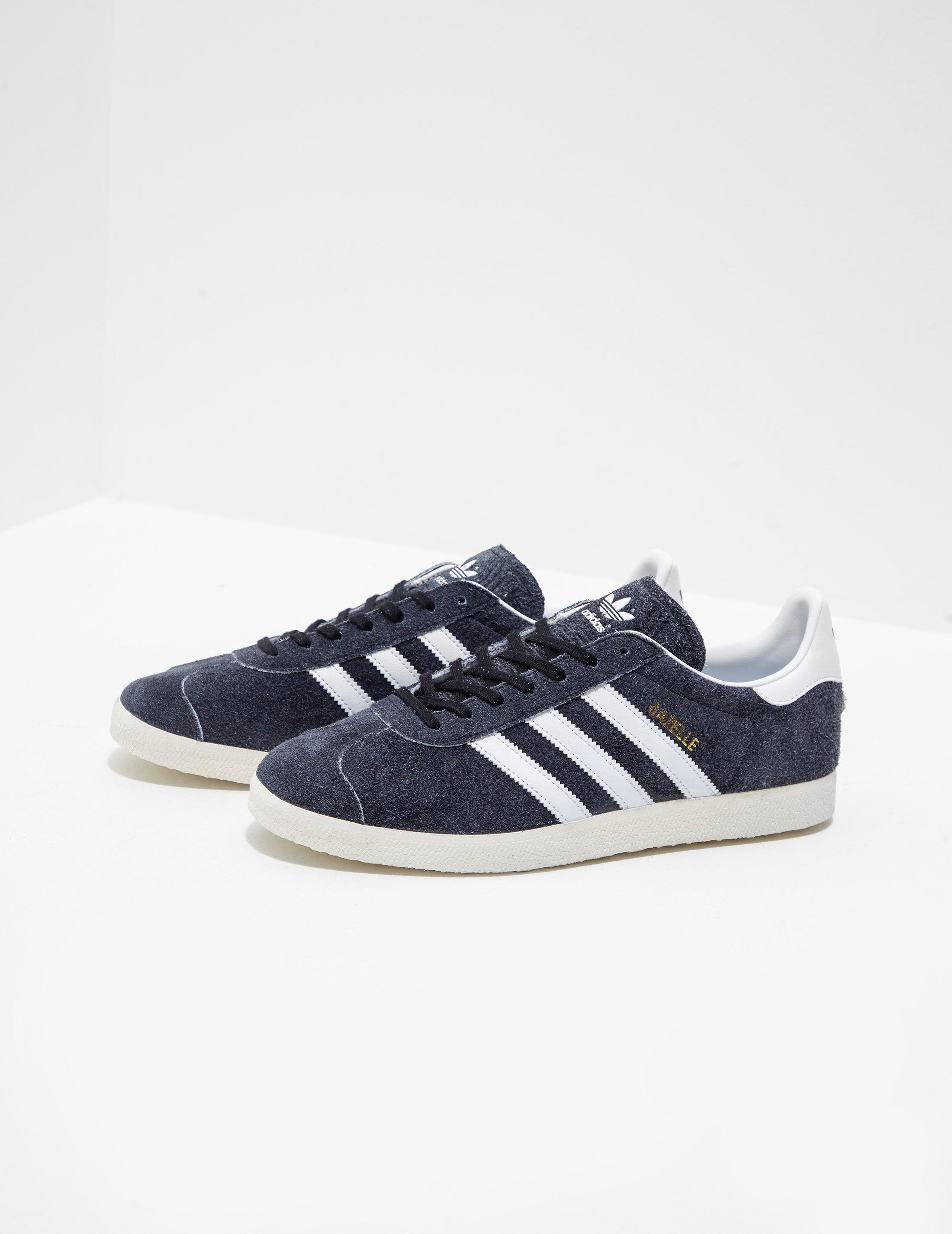 adidas Originals Gazelle Hs Black in Black for Men - Lyst 92bdb3c8ddaca