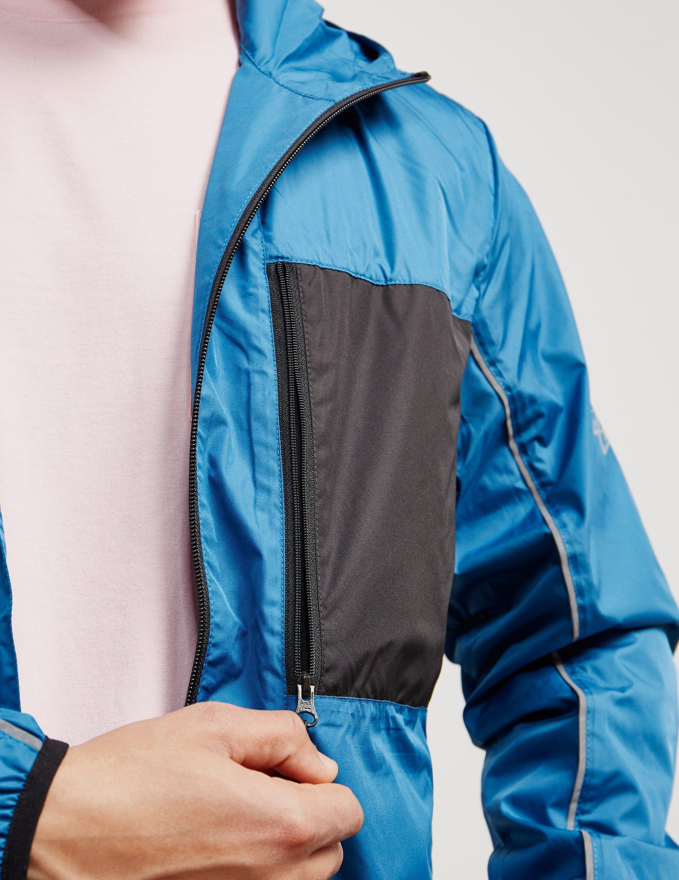 5b2da0f4081b5 Stussy Reflective Lightweight Jacket - Online Exclusive Blue in Blue for Men  - Save 51% - Lyst