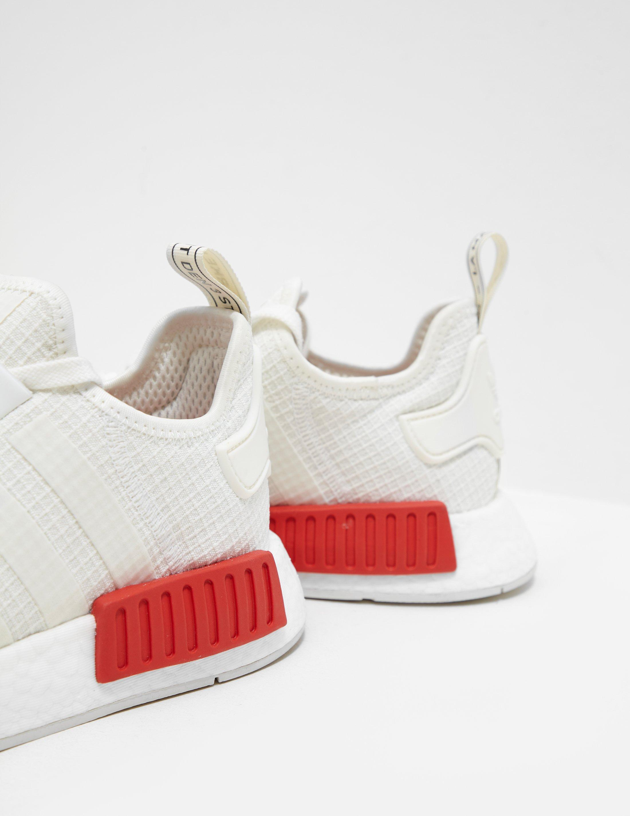 8fed81636 Adidas Originals - Nmd R1 Ripstop White for Men - Lyst. View fullscreen