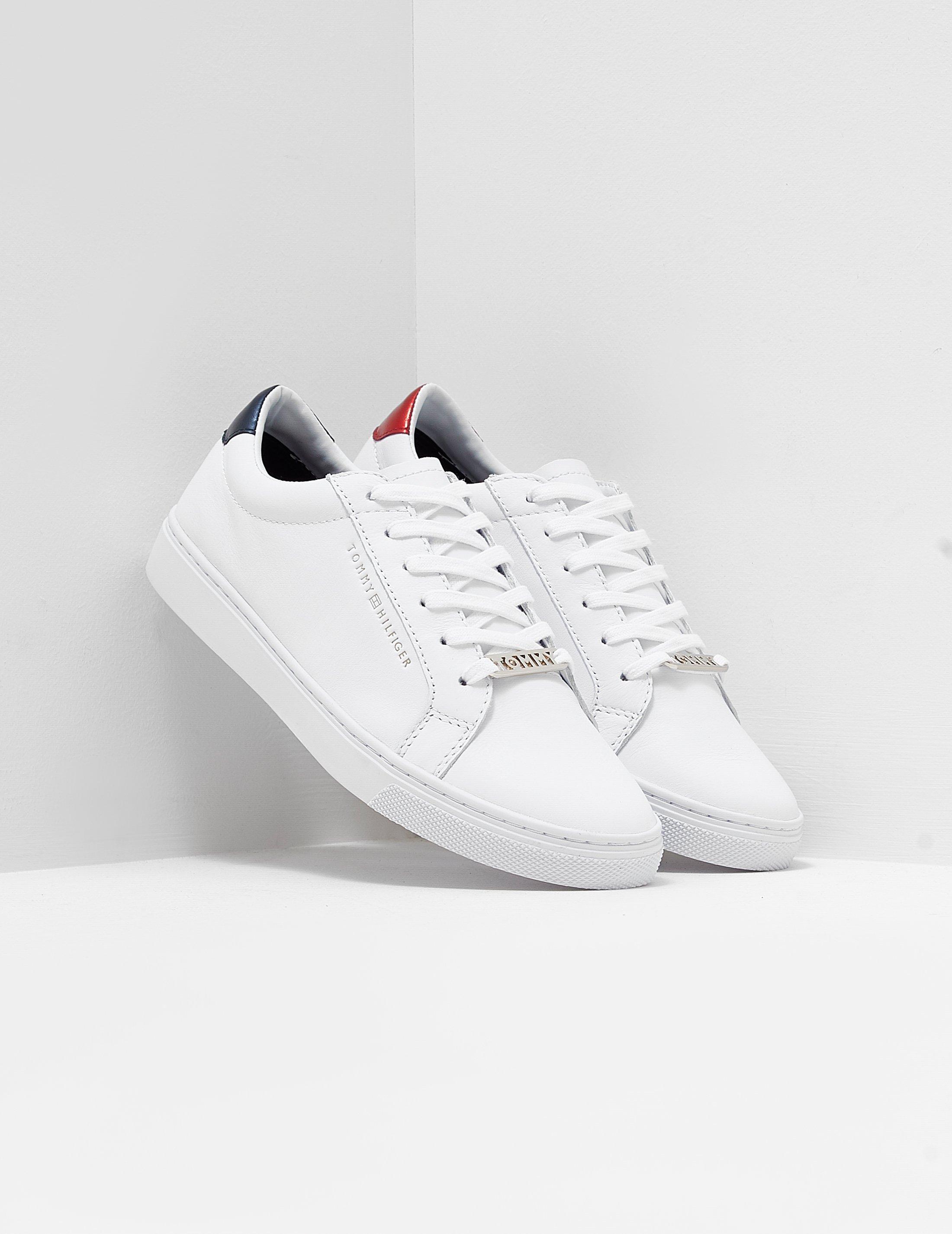 tommy hilfiger elastic essential sneaker
