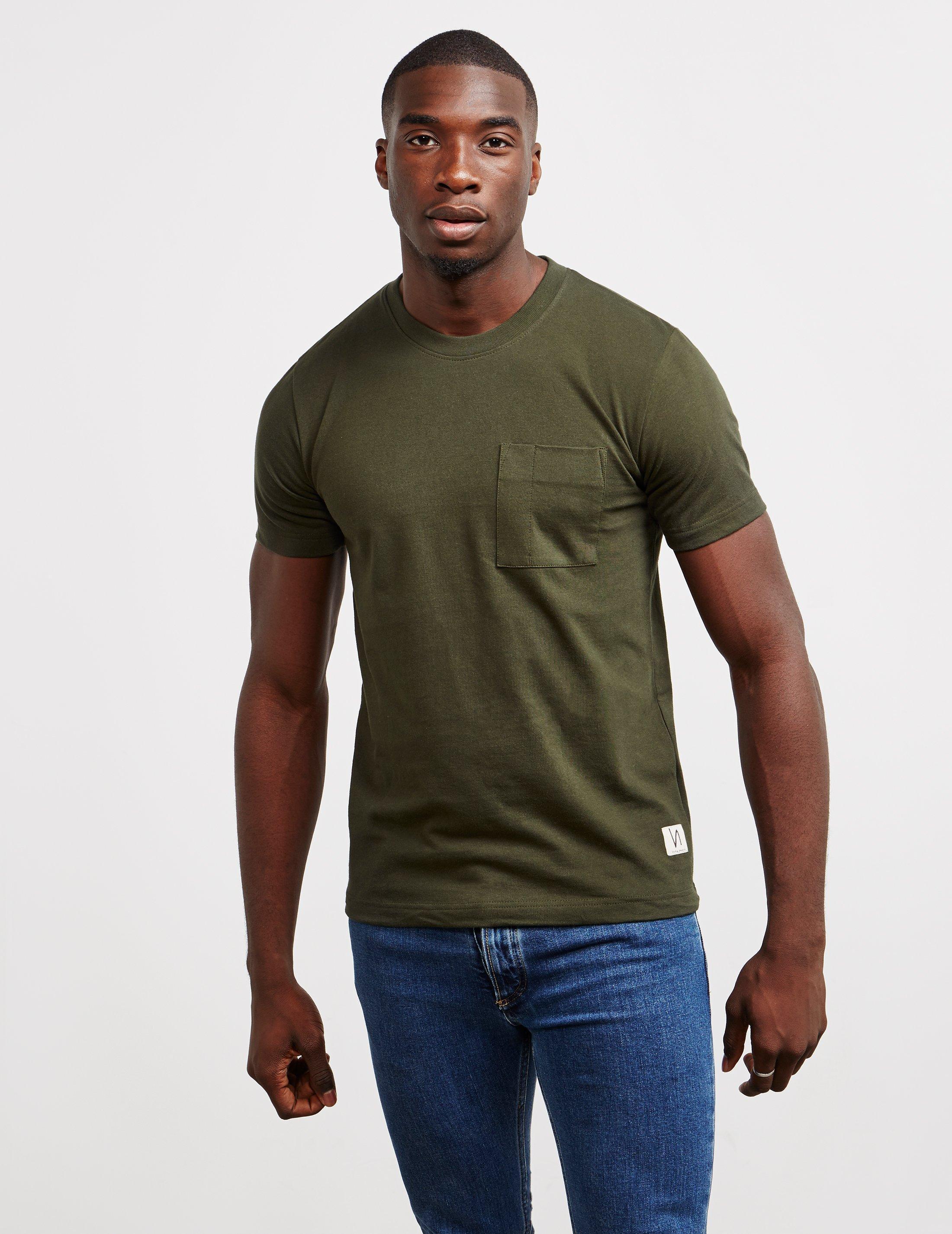 a9943a19 Lyst - Nudie Jeans Kurt Short Sleeve T-shirt - Online Exclusive ...