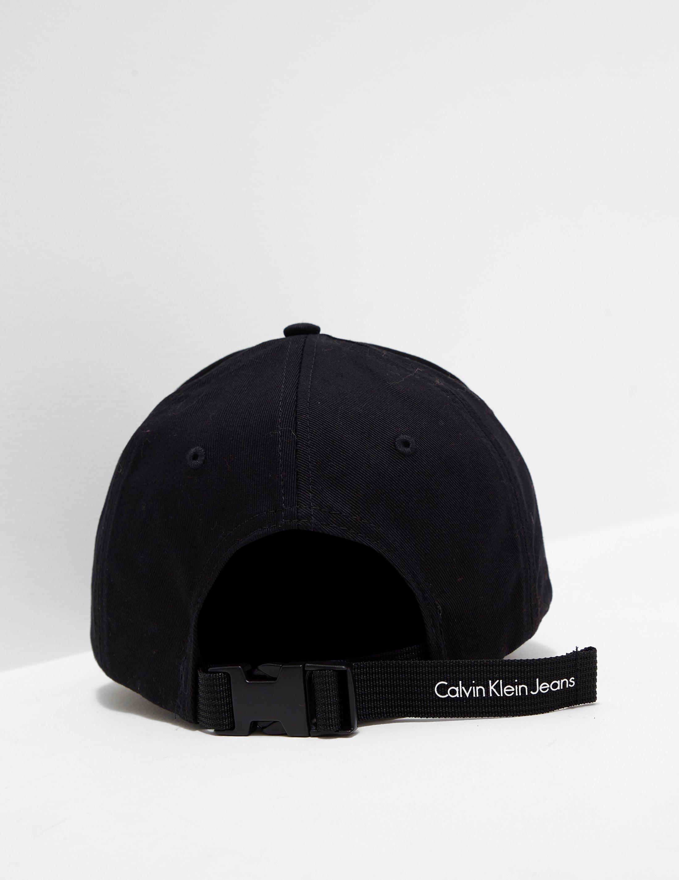 b9ecd591b10 Calvin Klein 205W39Nyc Mens Reissue Cap Black in Black for Men - Lyst