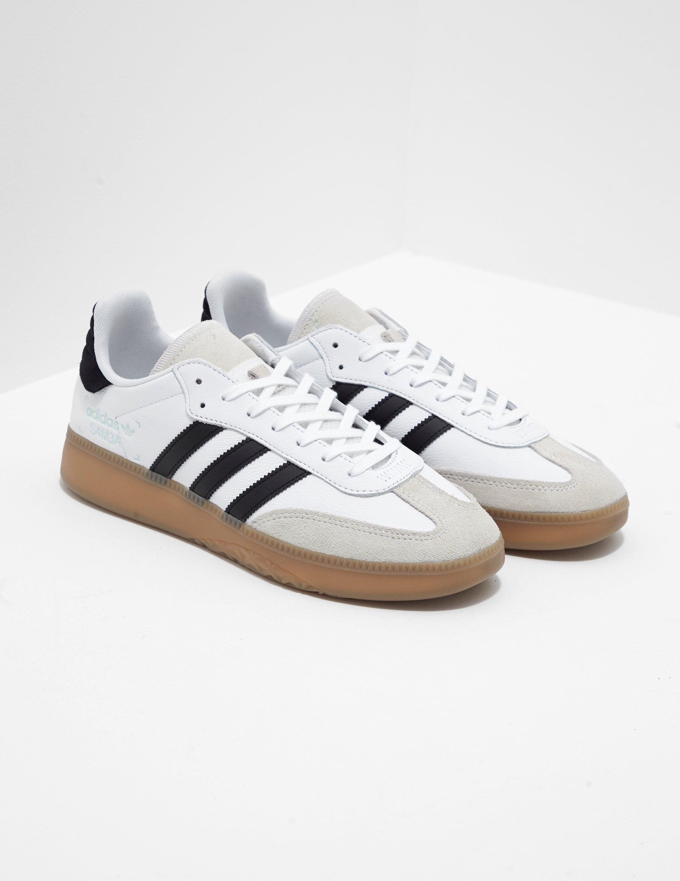 f5947e13a531af Lyst - adidas Originals Mens Samba Rm White in White for Men