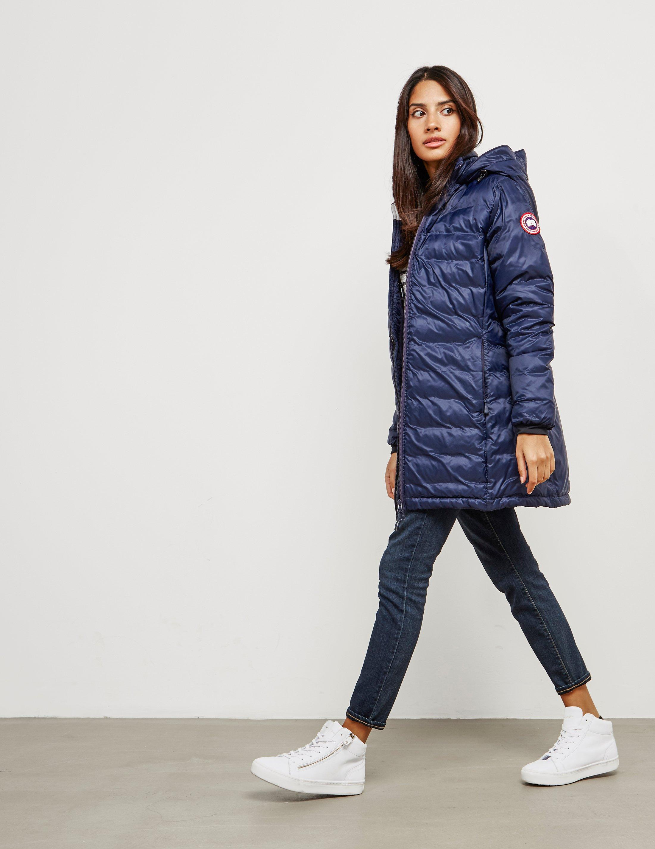 543fbd55b53 Canada Goose Womens Camp Hooded Padded Jacket - Online Exclusive ...