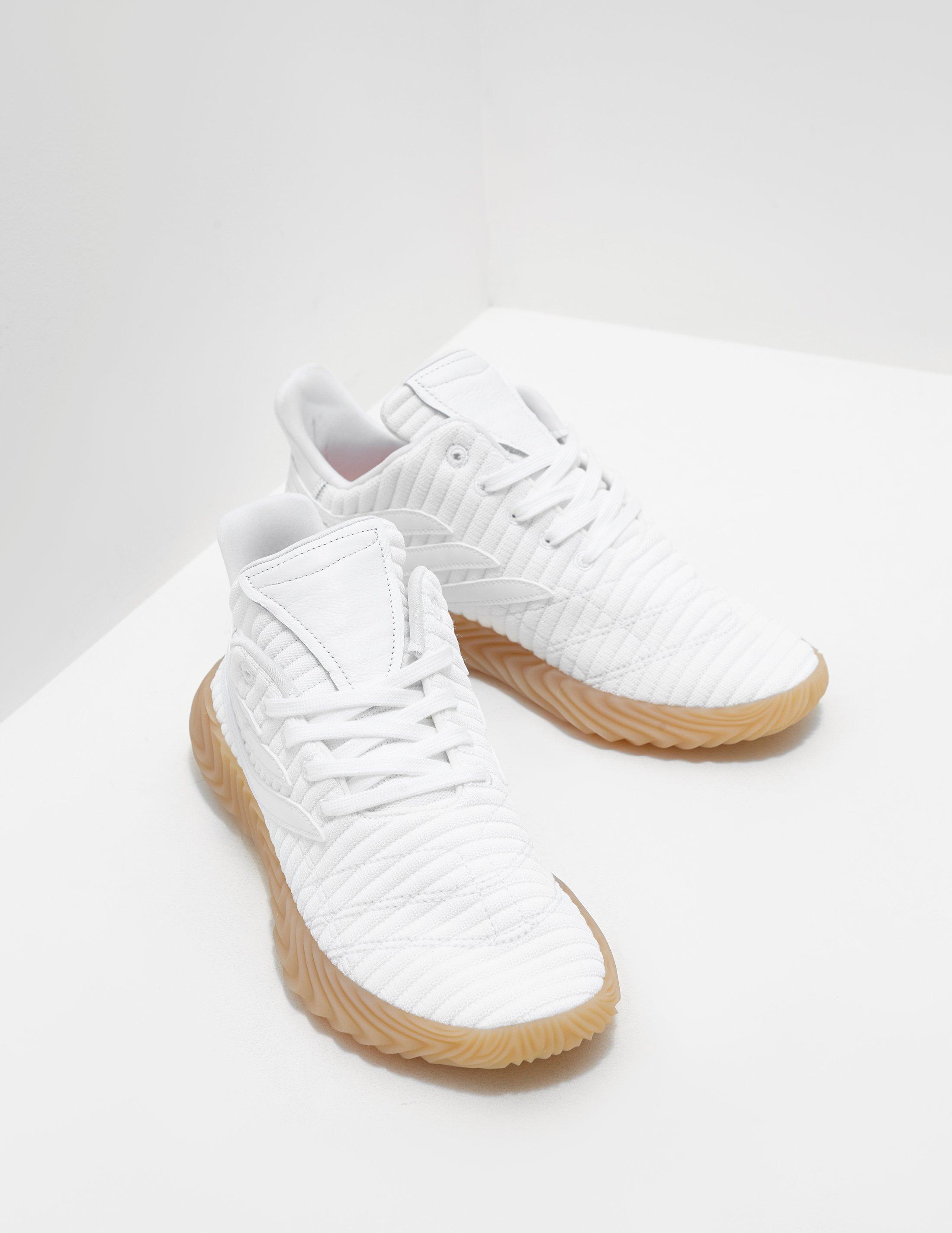 size 40 3f4e3 a1599 adidas Originals. Mens Sobakov White