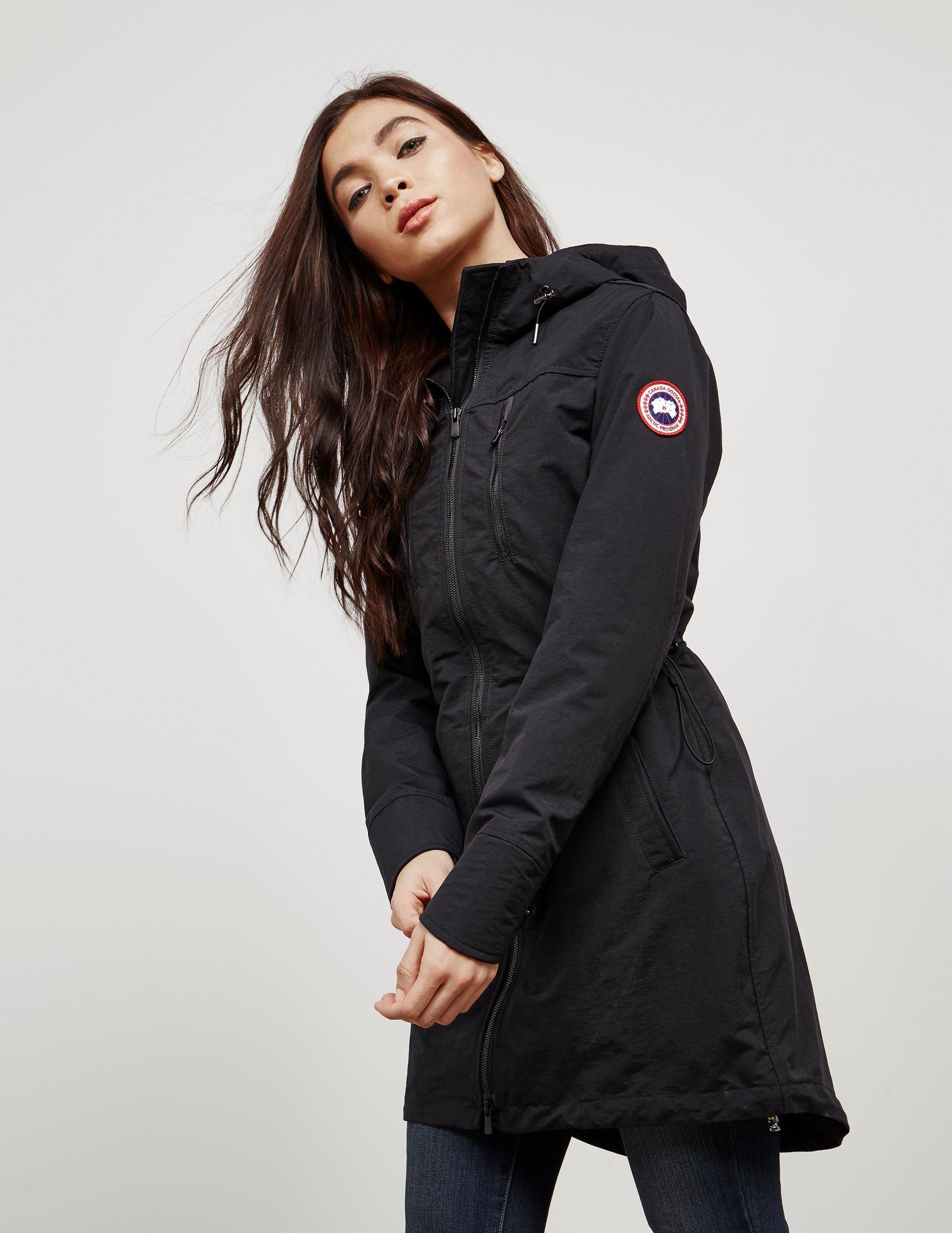 Canada Fashion Magazine: Canada Goose Brossard Jacket In Black