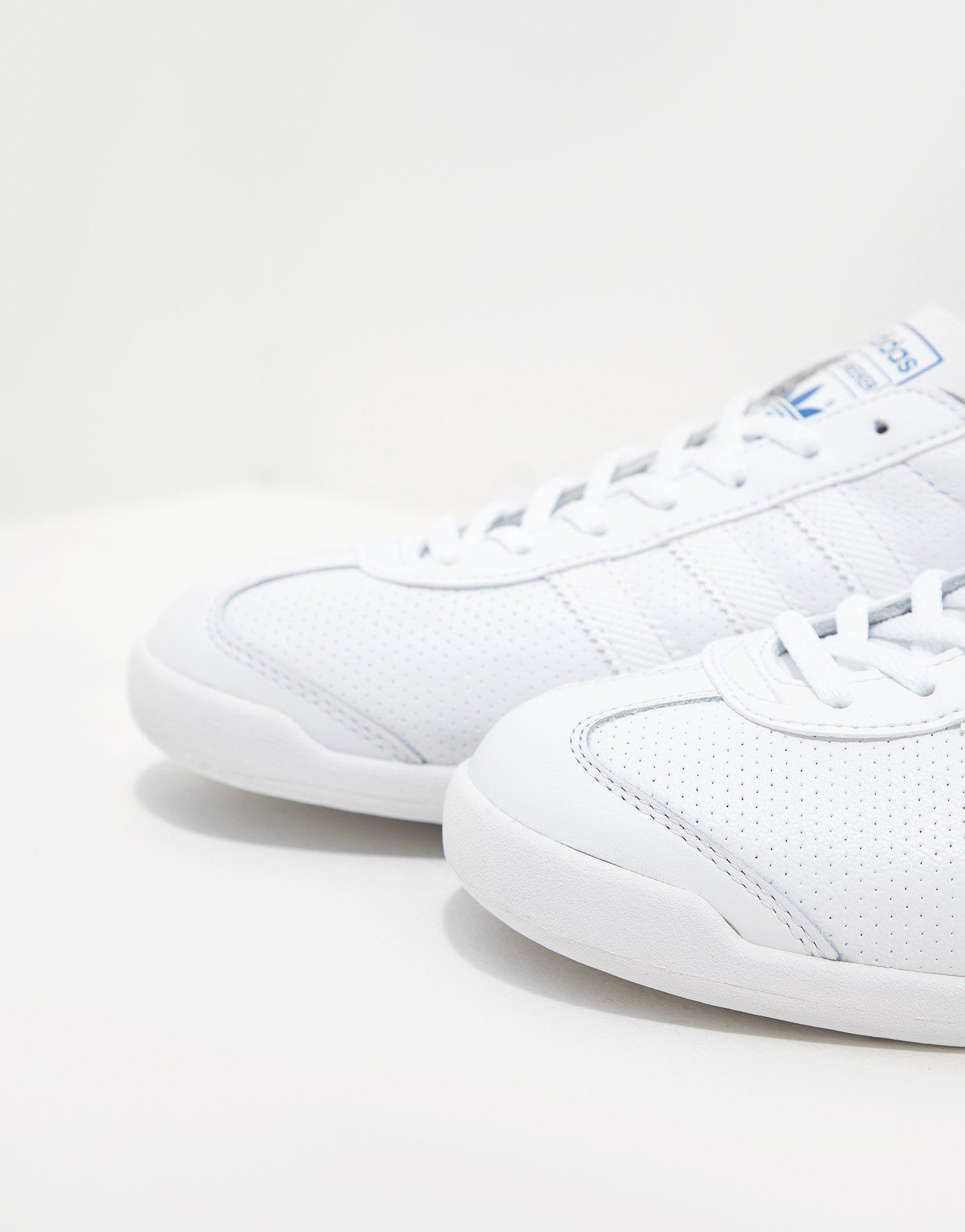 competitive price d069e e9d3a Lyst - adidas Originals The Sneeker White in White for Men