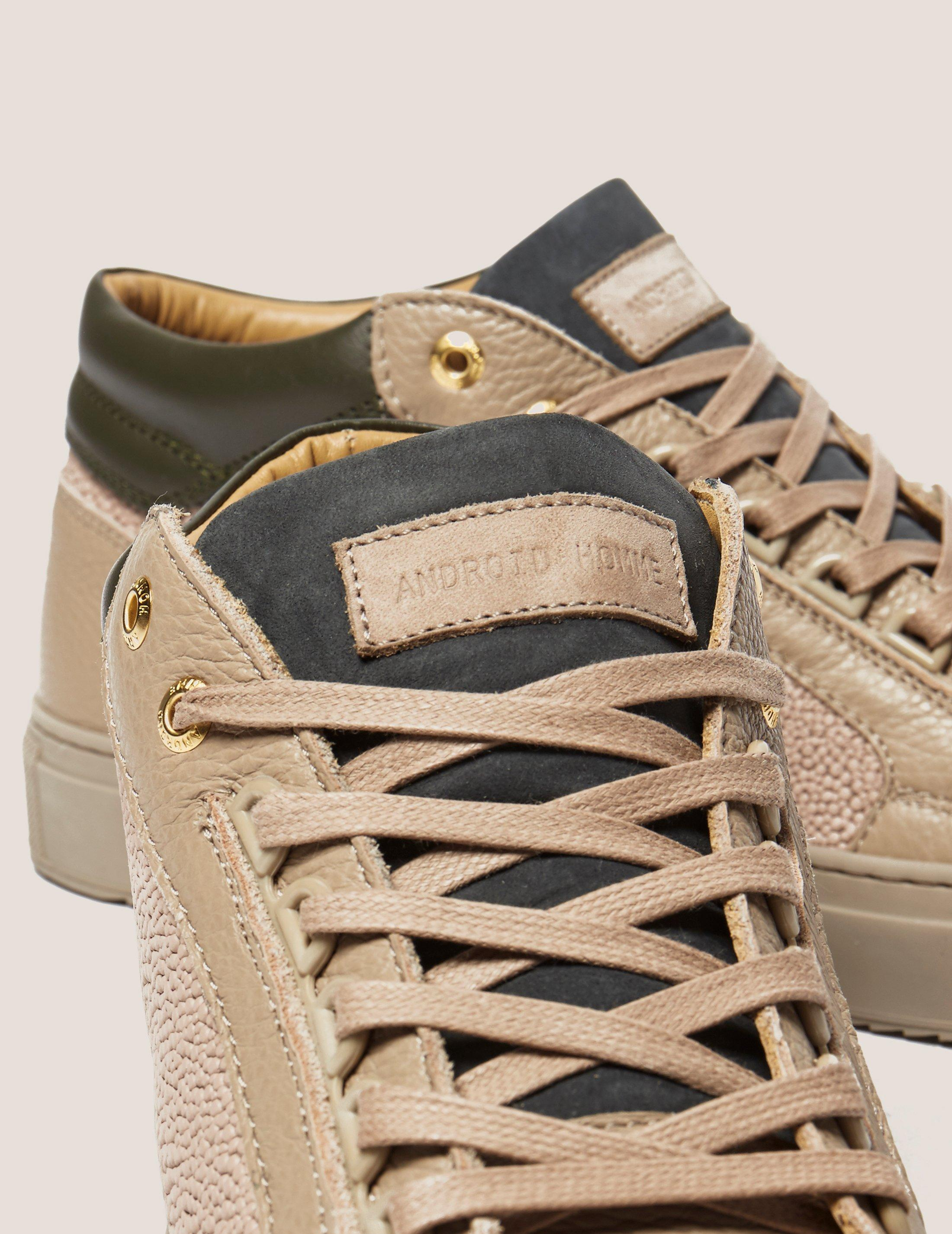 Android Homme Leather Propulsion Sting for Men